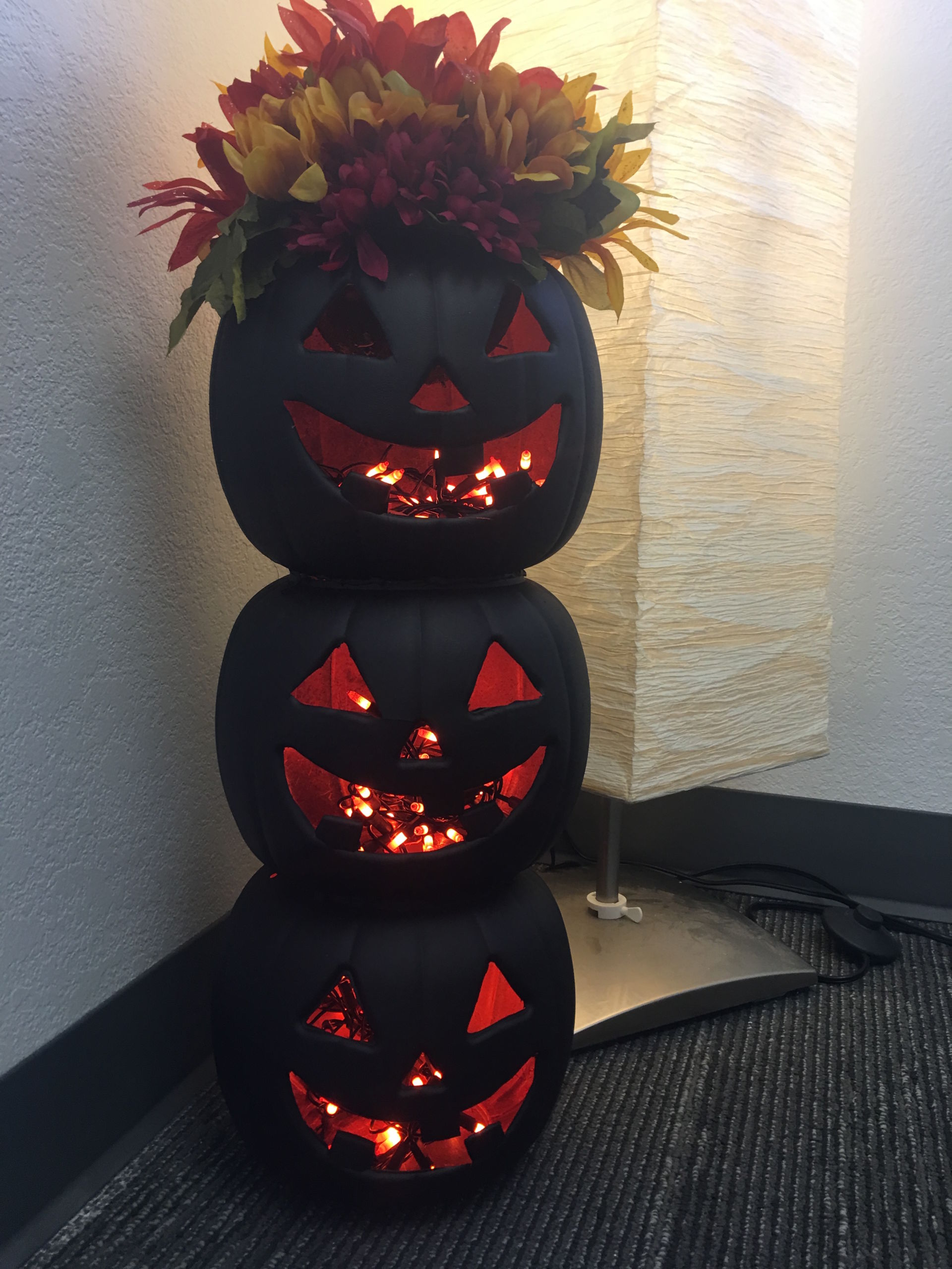 Late Night DIY – $20 Jack-O-Man