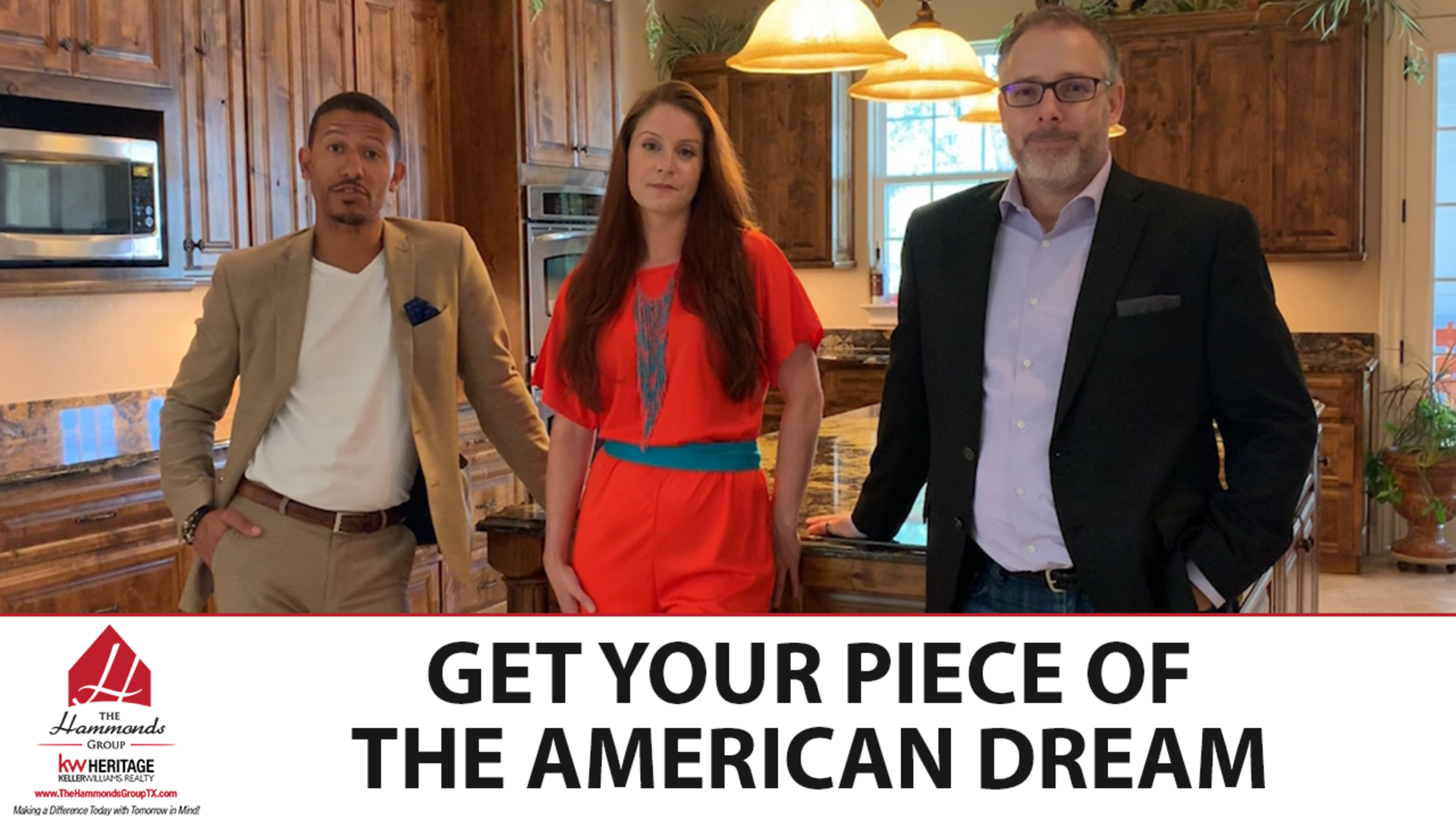 Everyone Deserves a Piece of the American Dream, Including You