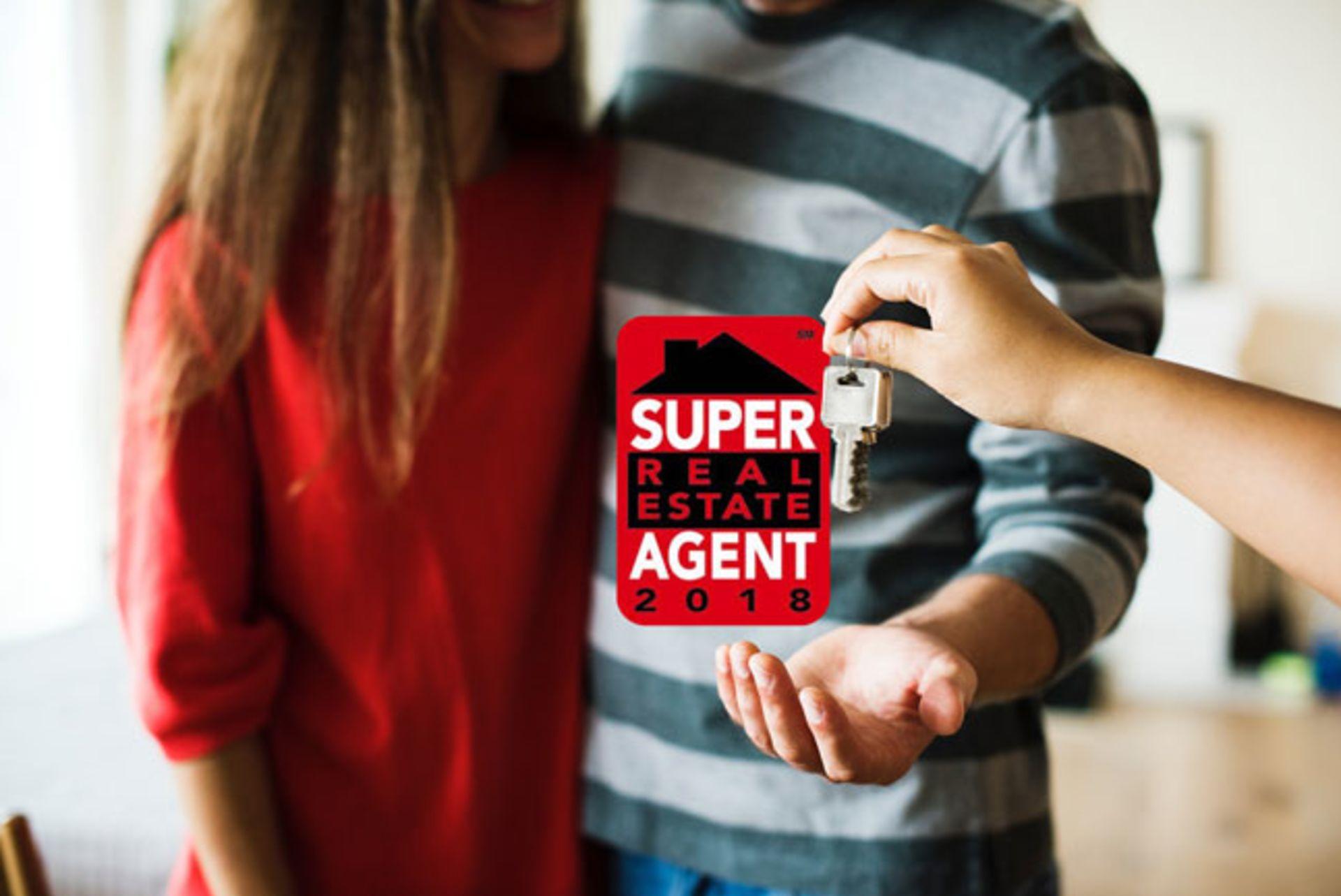 Hudson Super Real Estate Agent Award