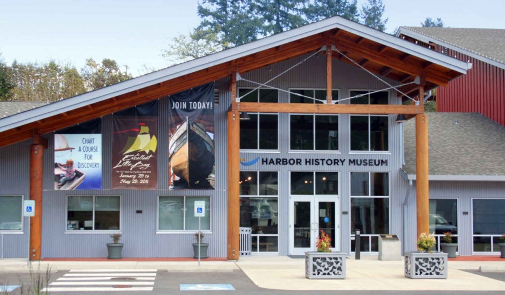 "Free Admission to Gig Harbor's ""Harbor History Museum"" in 2018!"
