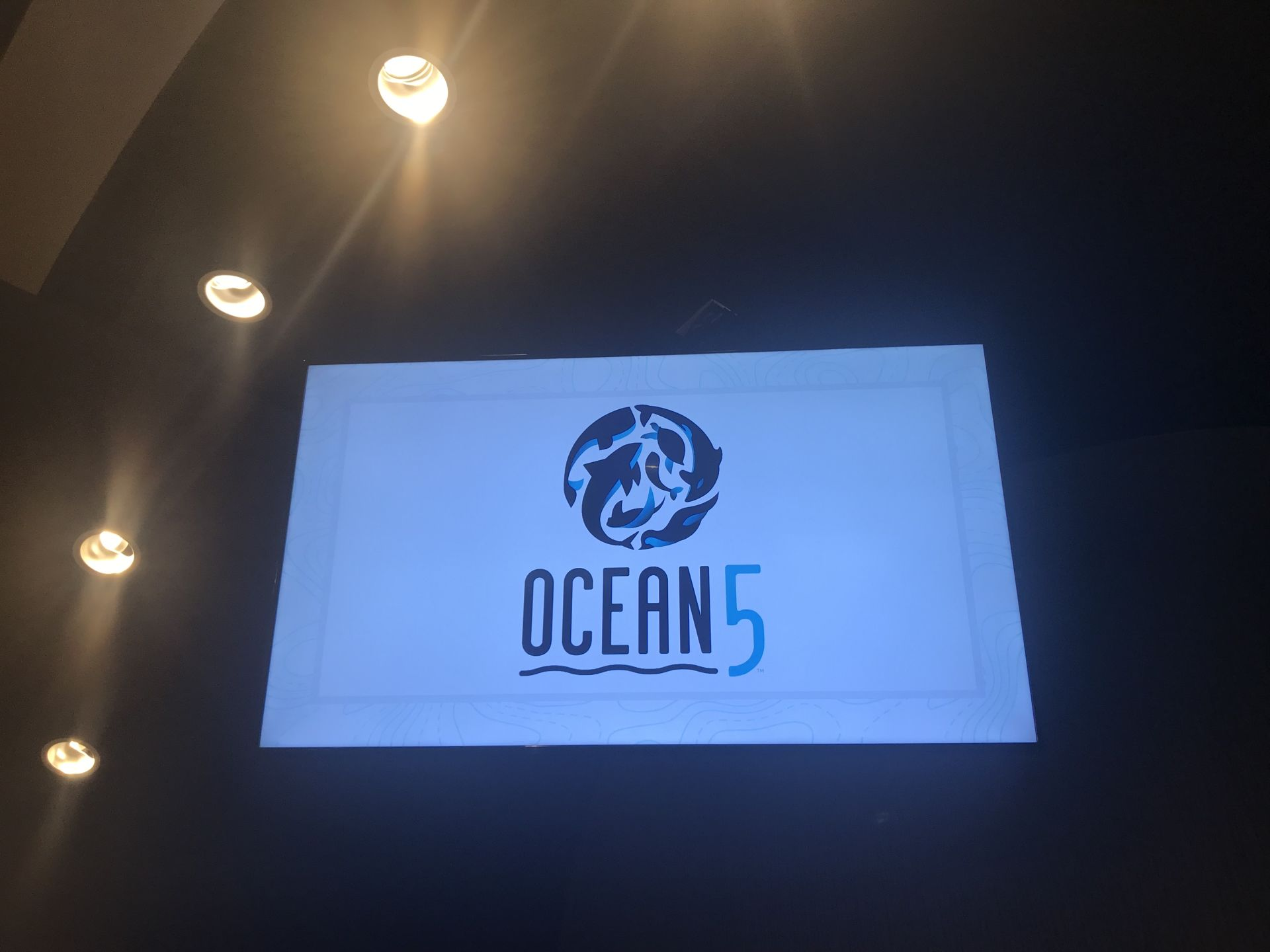 Welcome to the Community, Ocean 5!