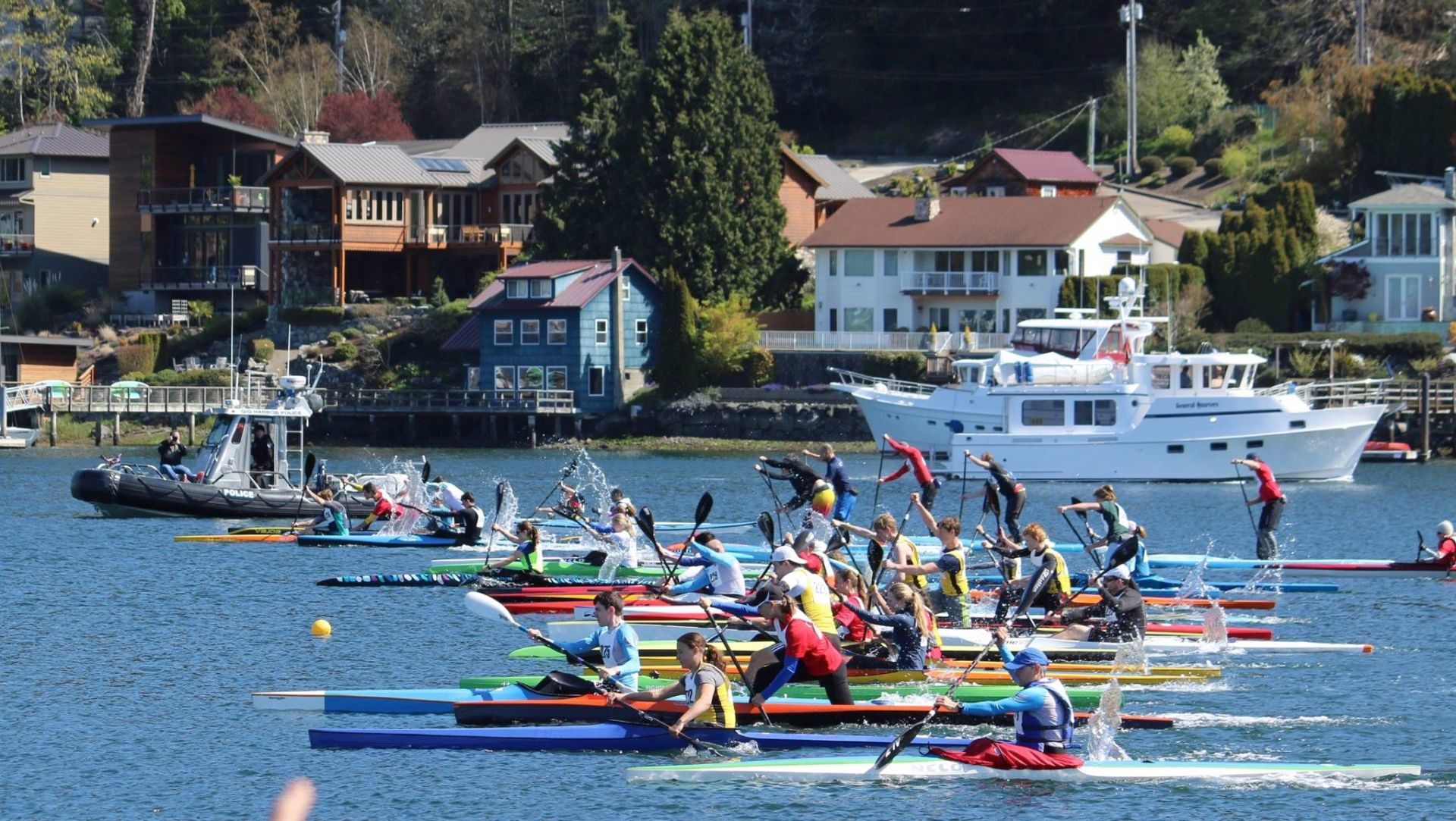 Gig Harbor Highlight: 2018 Paddlers Cup