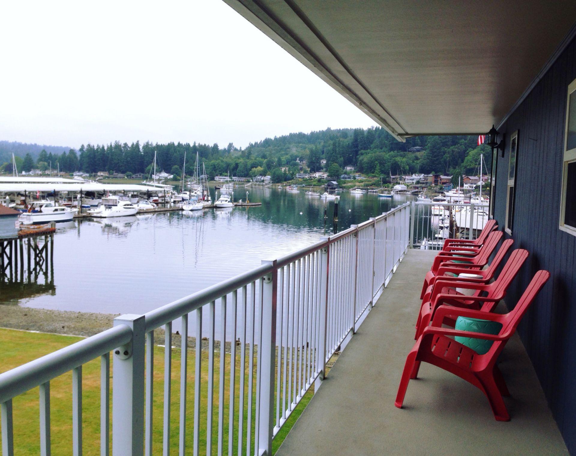 Check out the Gig Harbor Marina & Boatyard
