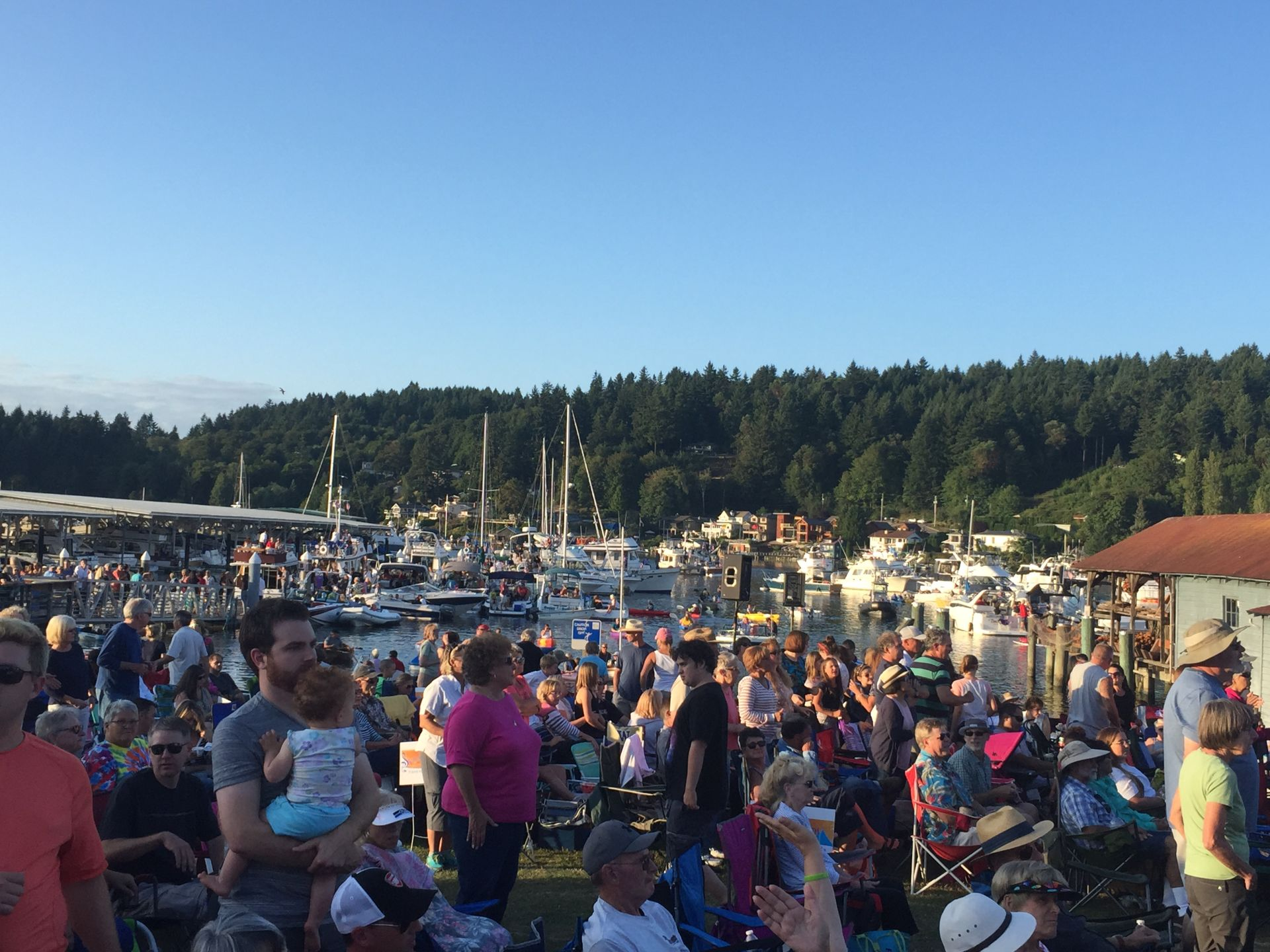 Summertime Waterfront Concerts in Gig Harbor