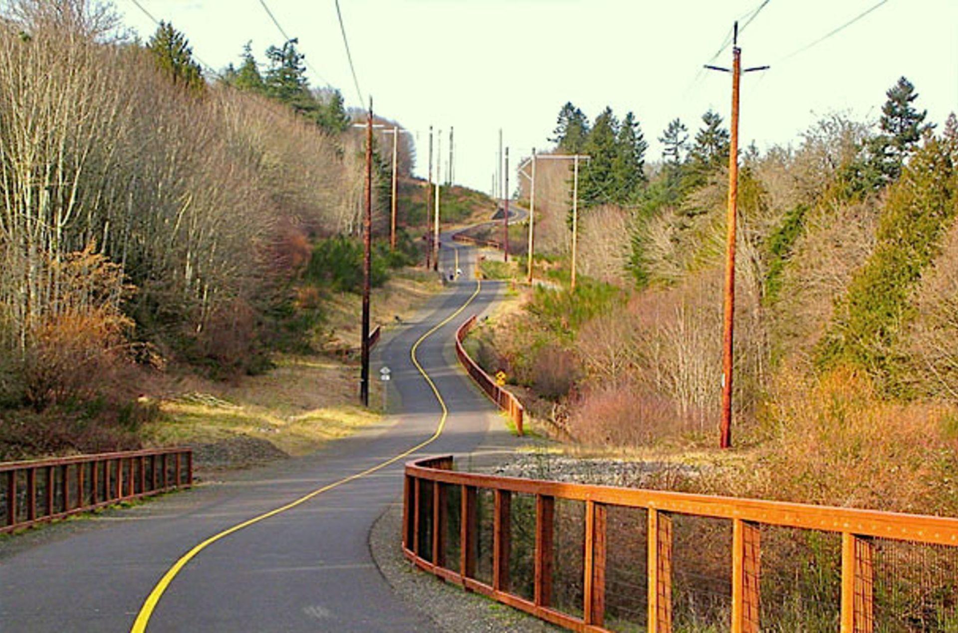 Walk/Run/Ride the Cushman Trail!