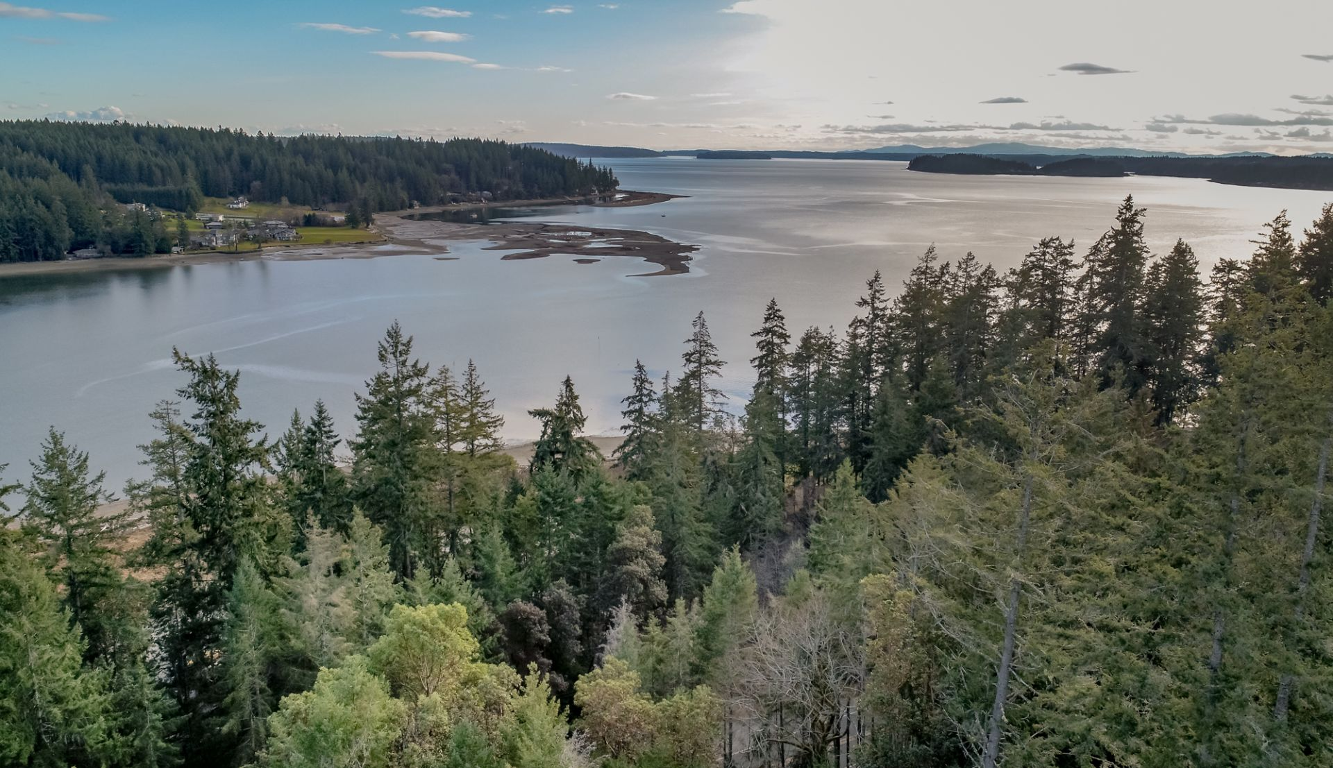 Beautiful Ready-to-Build .6-Acre Lot over Gig Harbor's Rocky Bay