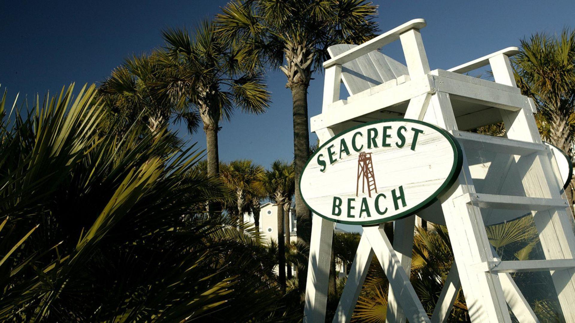 Summer Vacation at Seacrest