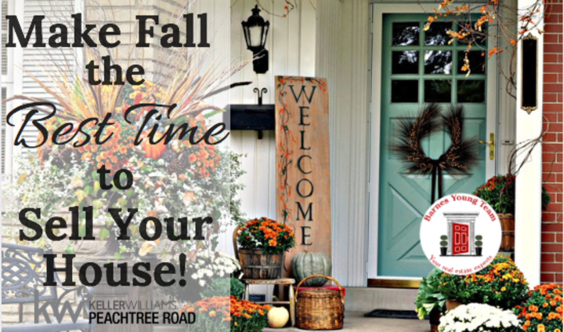 Make Fall the Best Time to Sell Your House!