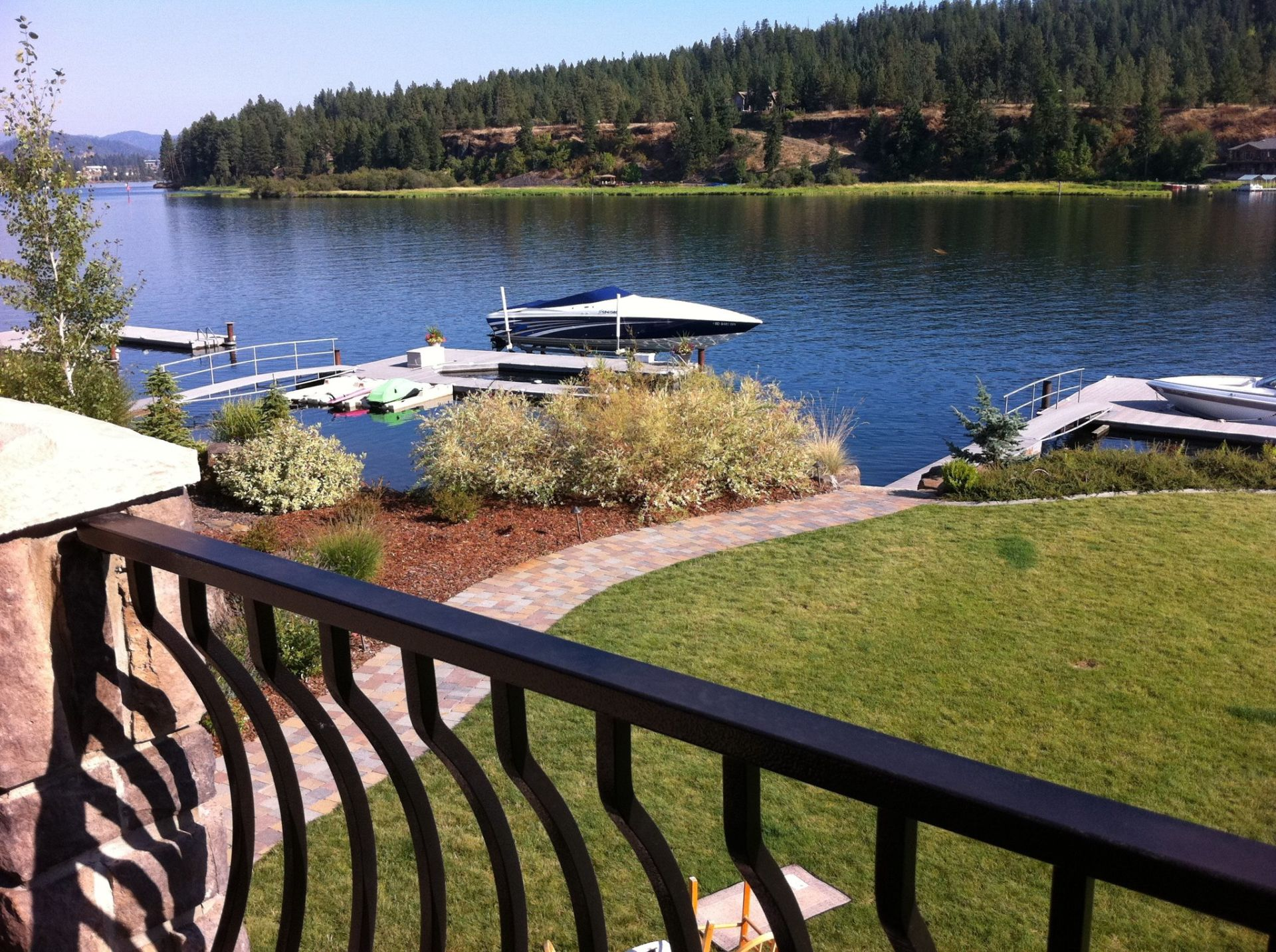 Coeur d'Alene MLS waterfront market stats and current MLS link