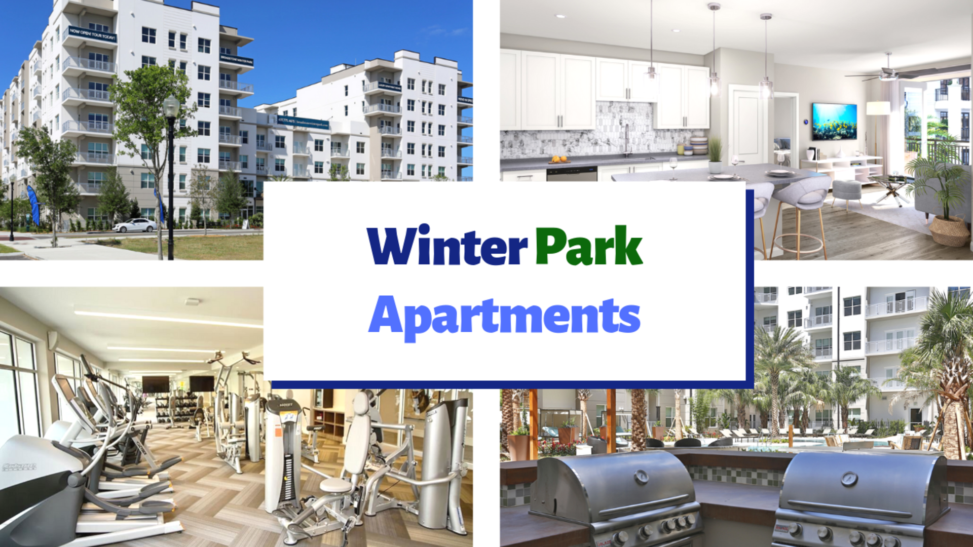 Finding an apartment in Winter Park Florida