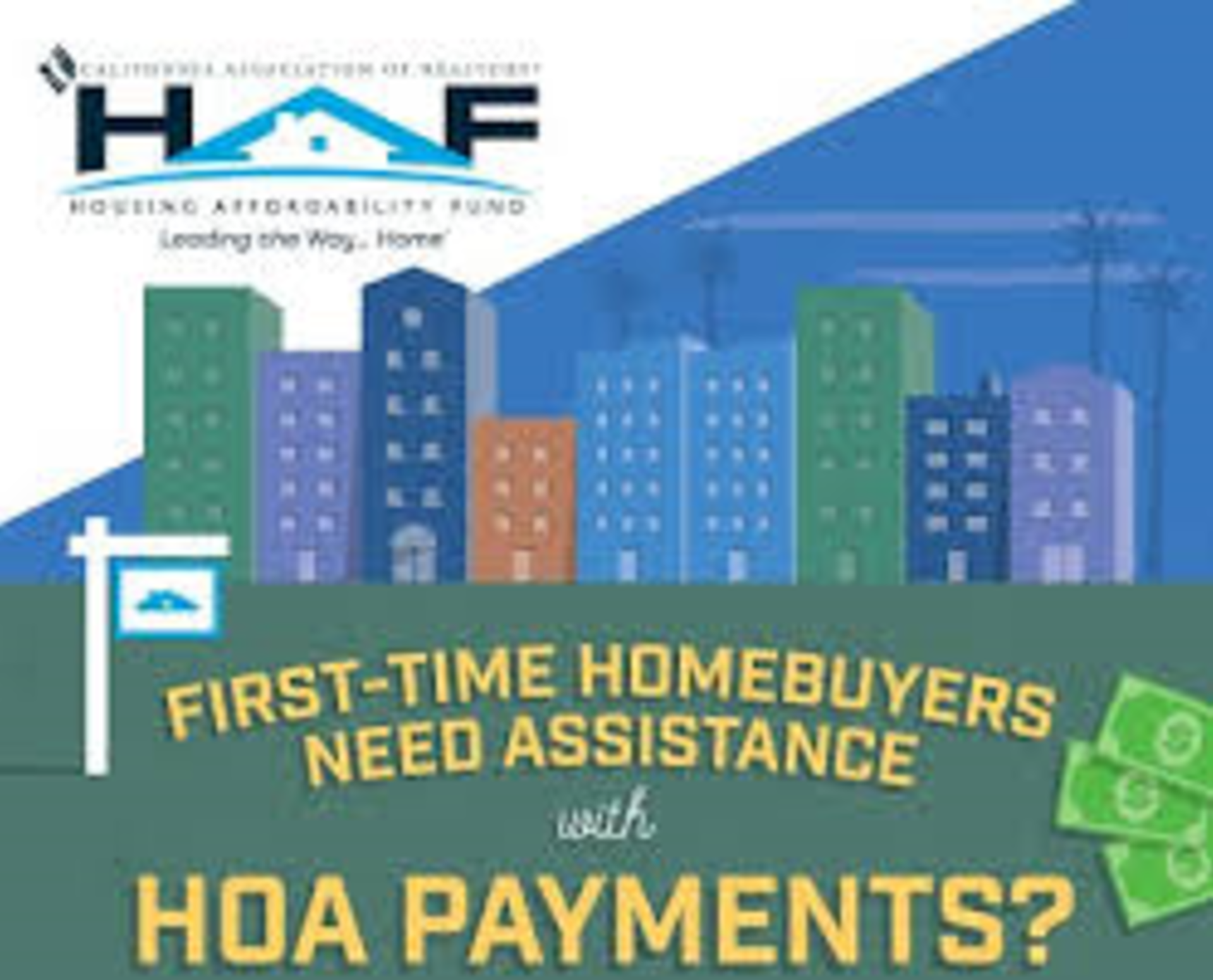 Need assistance with your HOA dues?
