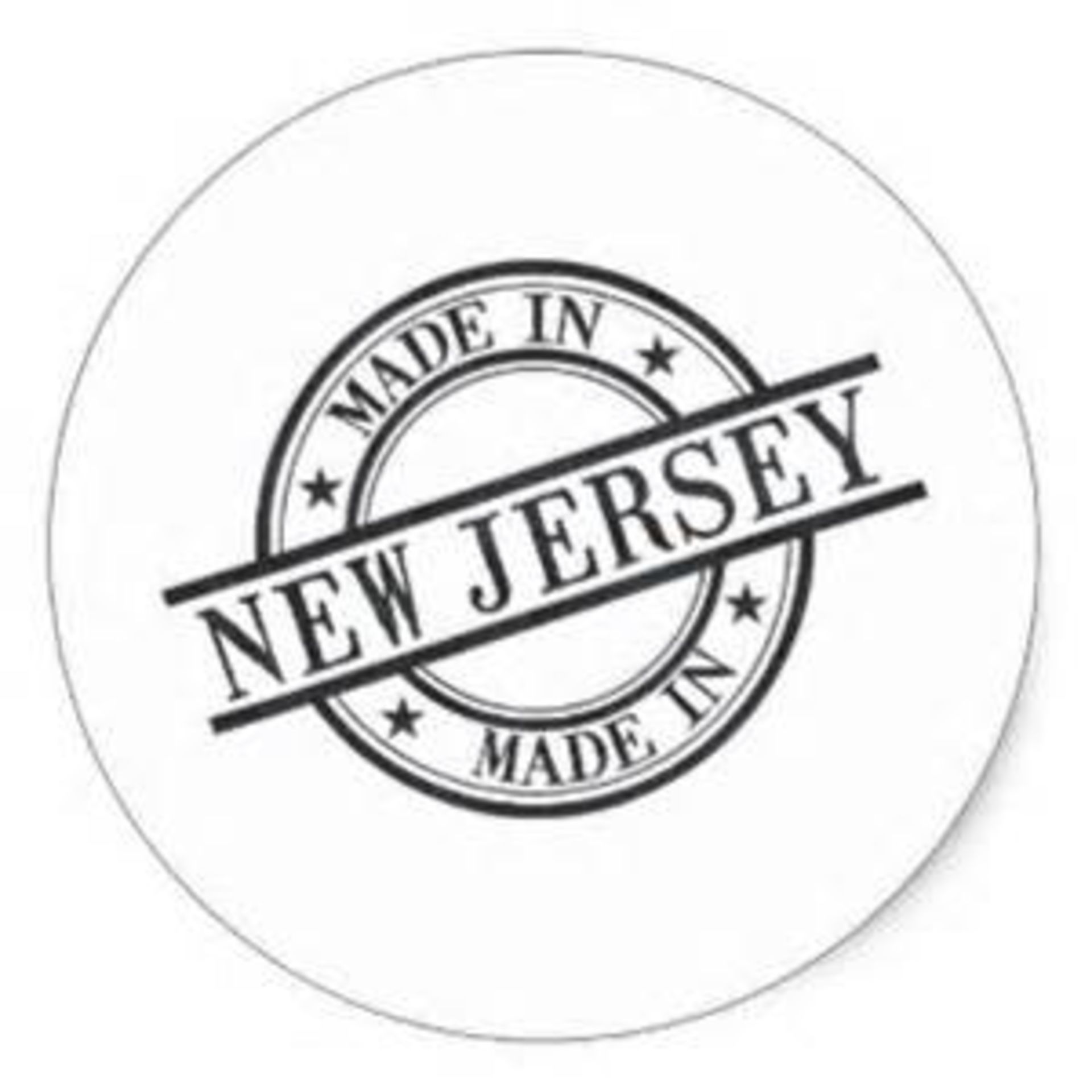 """""""Made In New Jersey""""  WOW!"""