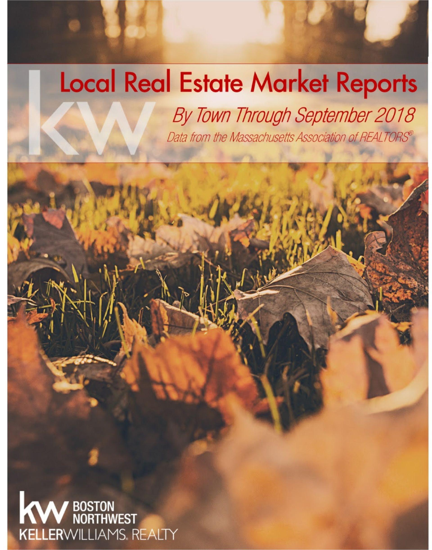 Market Report through September 2018