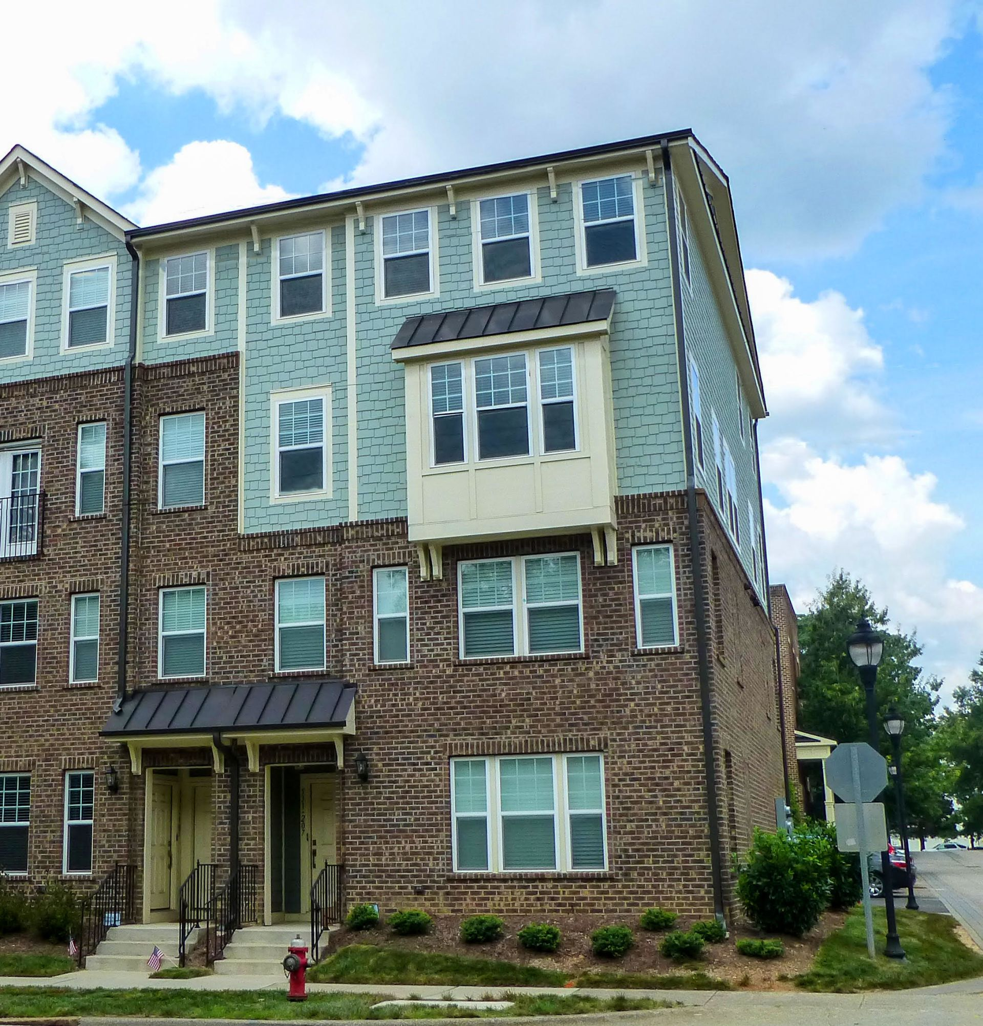 351 N Person #207 Raleigh Townhouse-like Condo for Sale