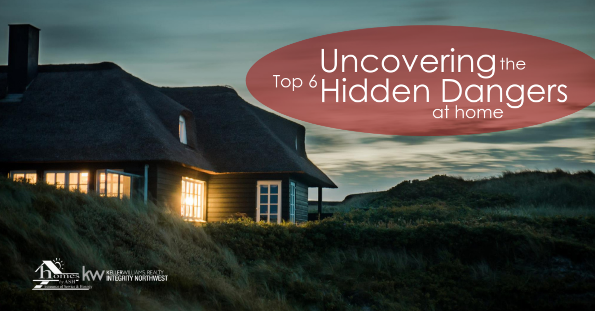 Six Hidden Dangers at Home to Watch Out For