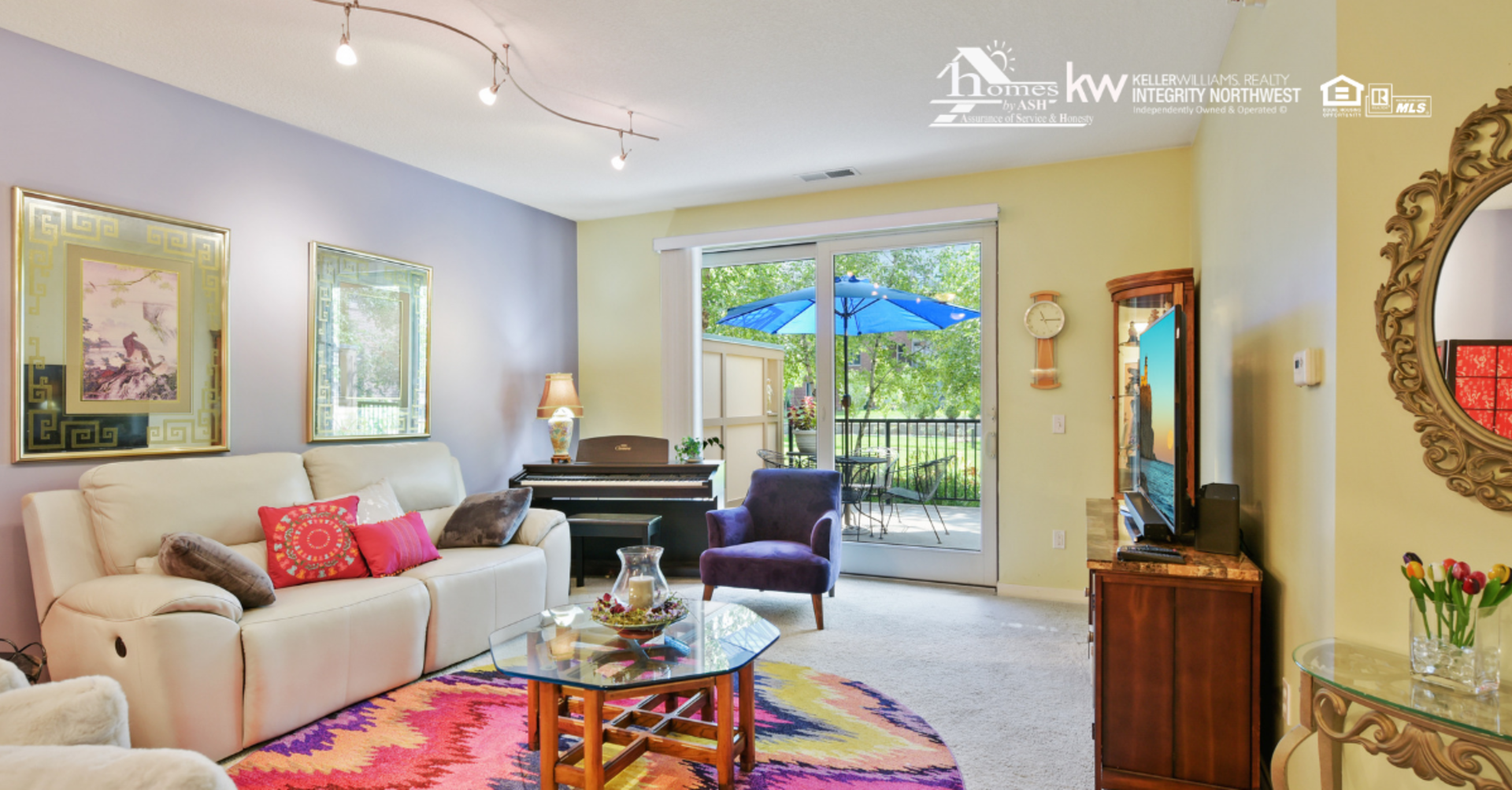 Beautiful Spaces Inside and Out in Columbia Heights!