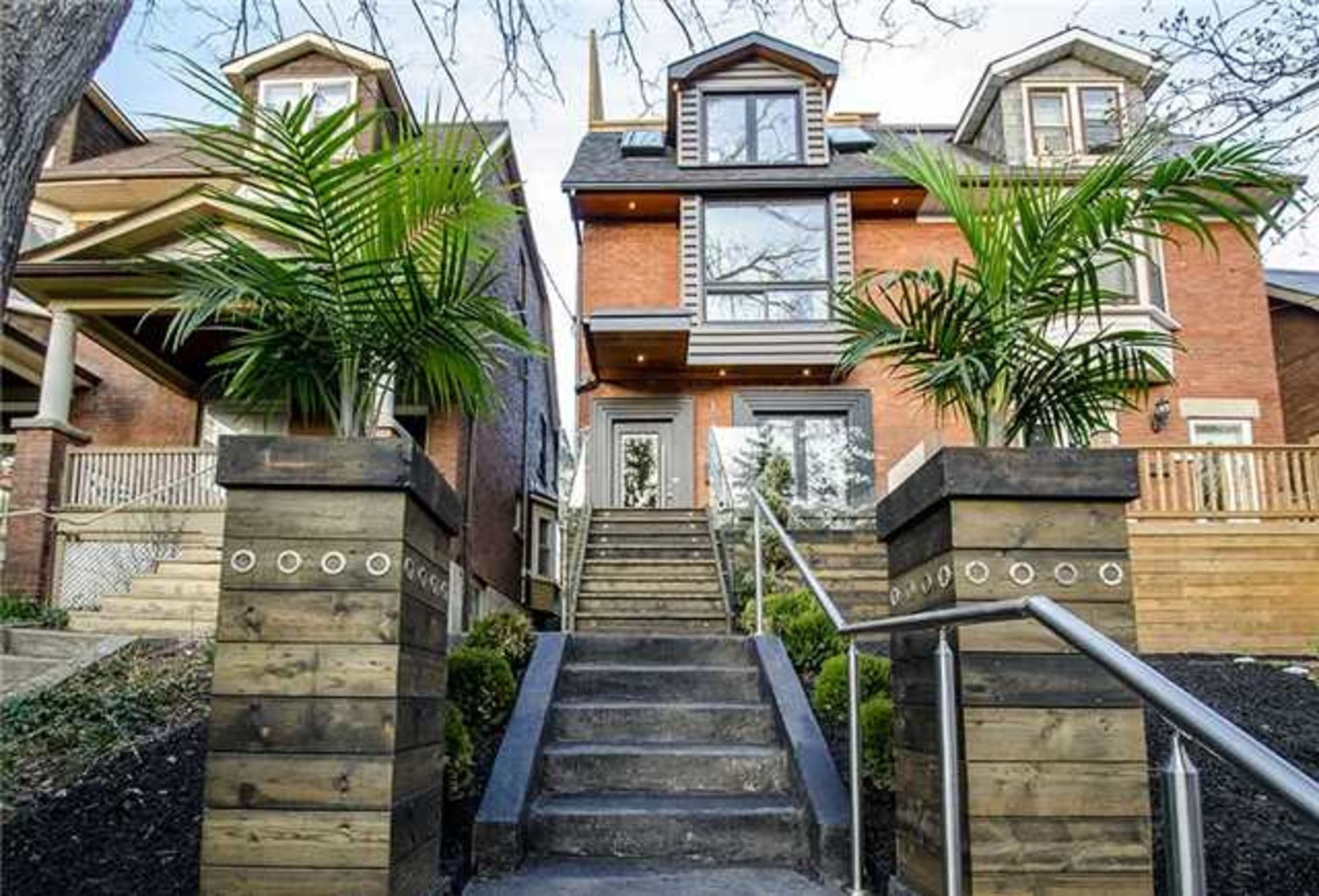 Home of the Month: Unique Semi-detached home near high park