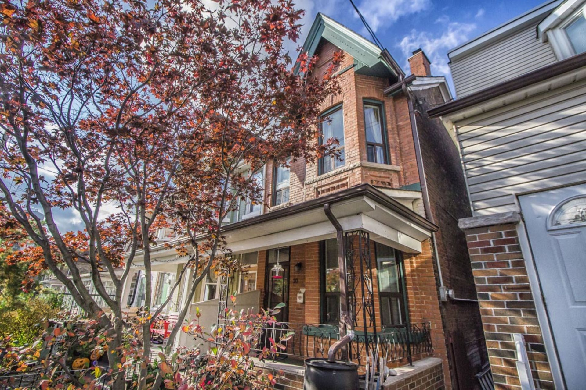 See this Victorian Home in Little Portugal