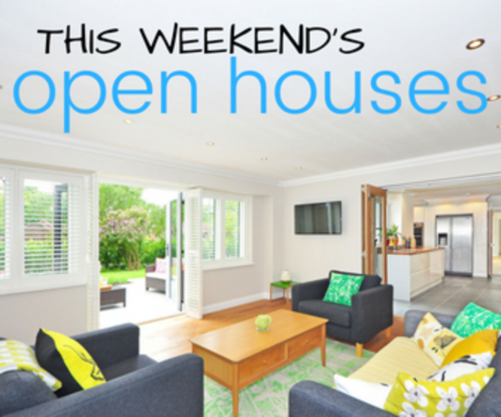 2 OPEN HOUSES this Weekend! Lenexa and Shawnee!