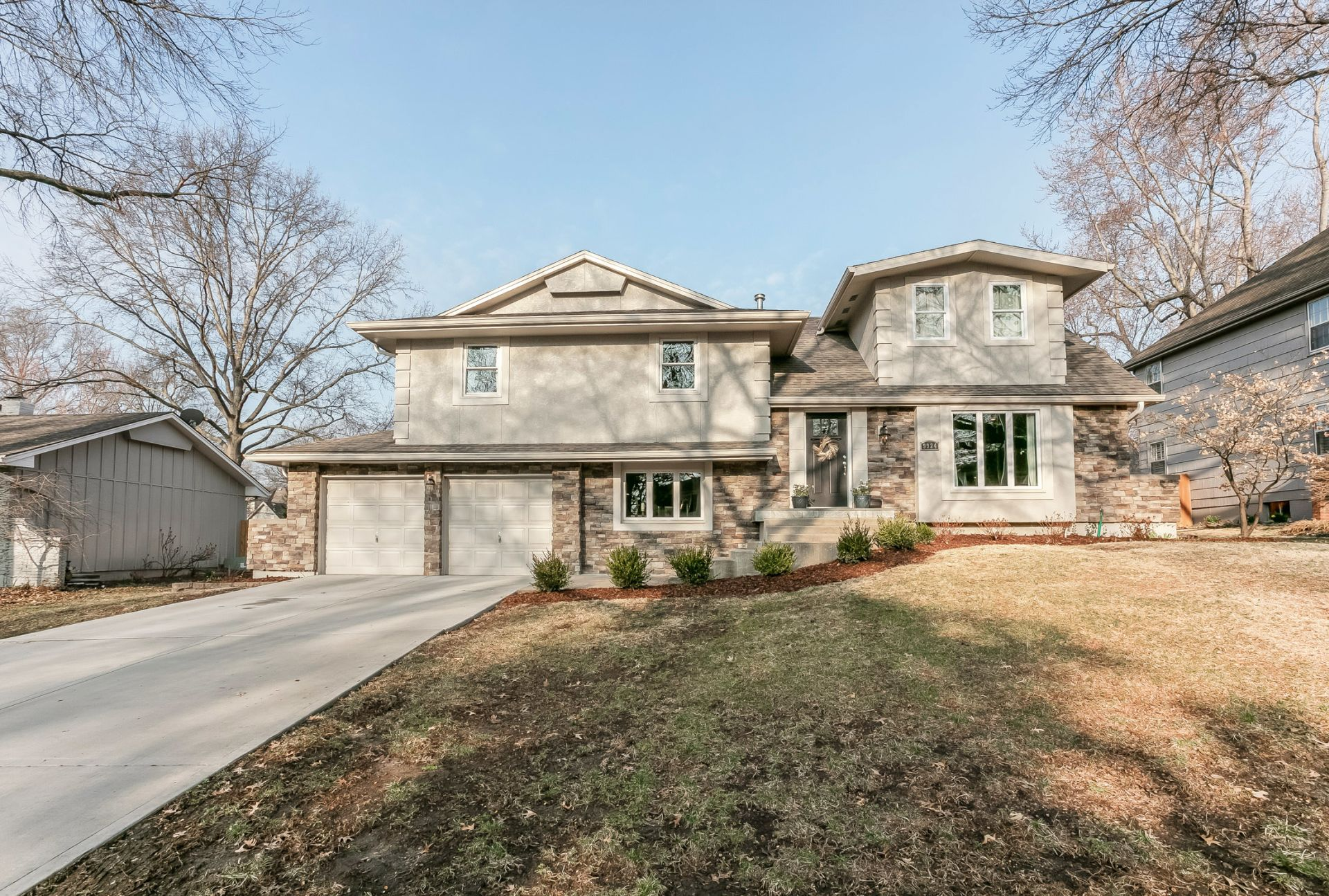 JUST LISTED in Overland Park with 2 OPEN HOUSES!