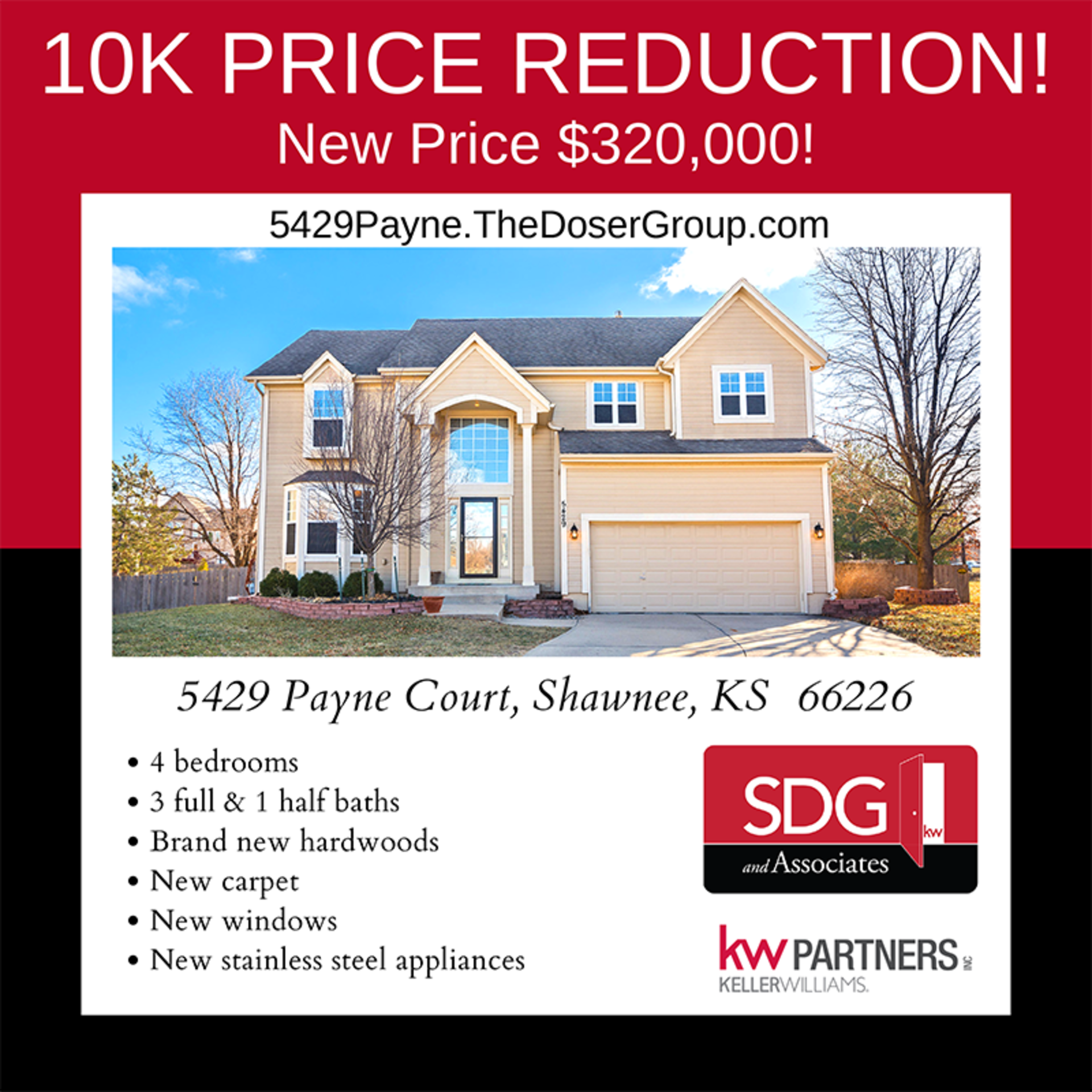 10K PRICE REDUCTION! Gorgeous Home on Cul-de-Sac!