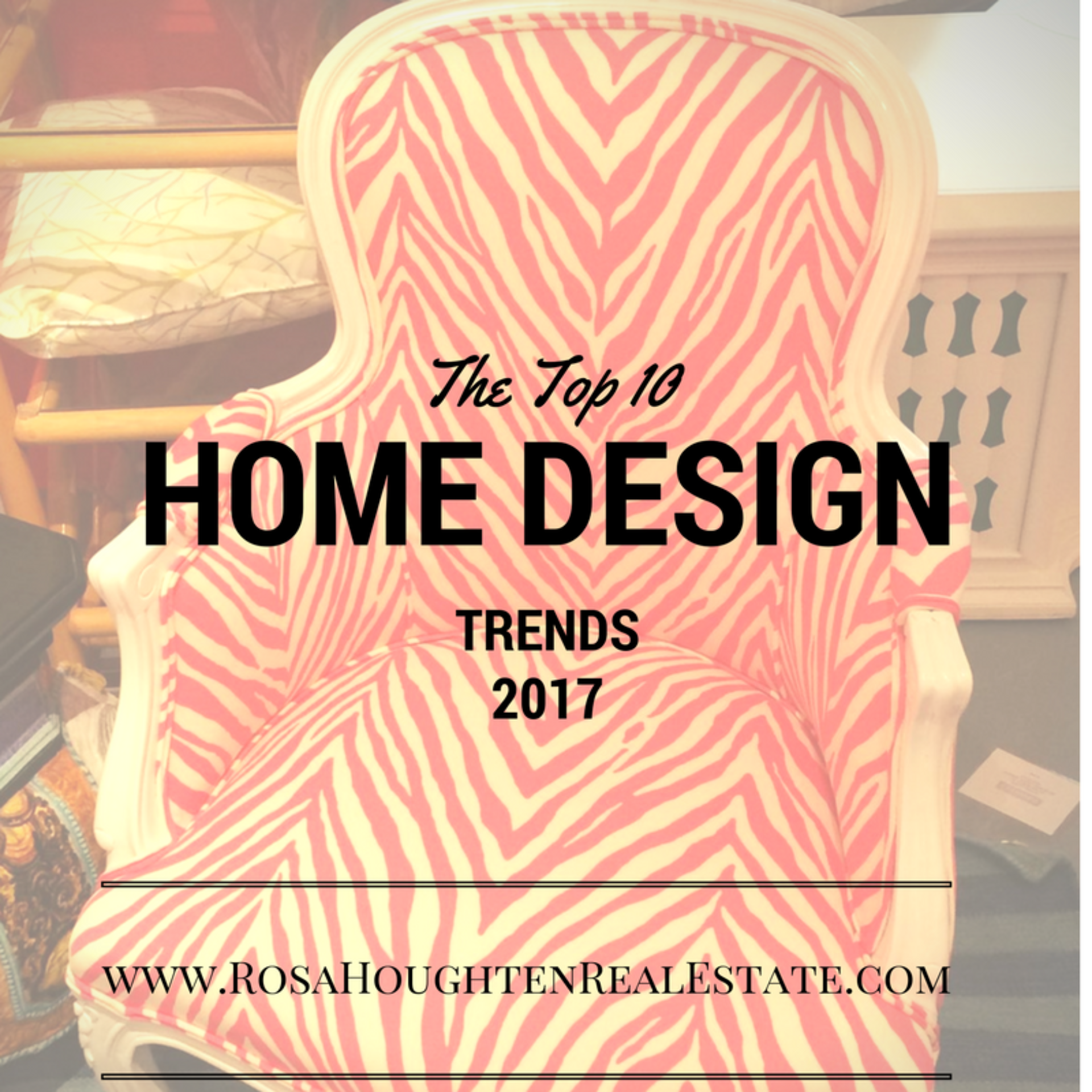 7 Home Design Trends To Watch In 2017