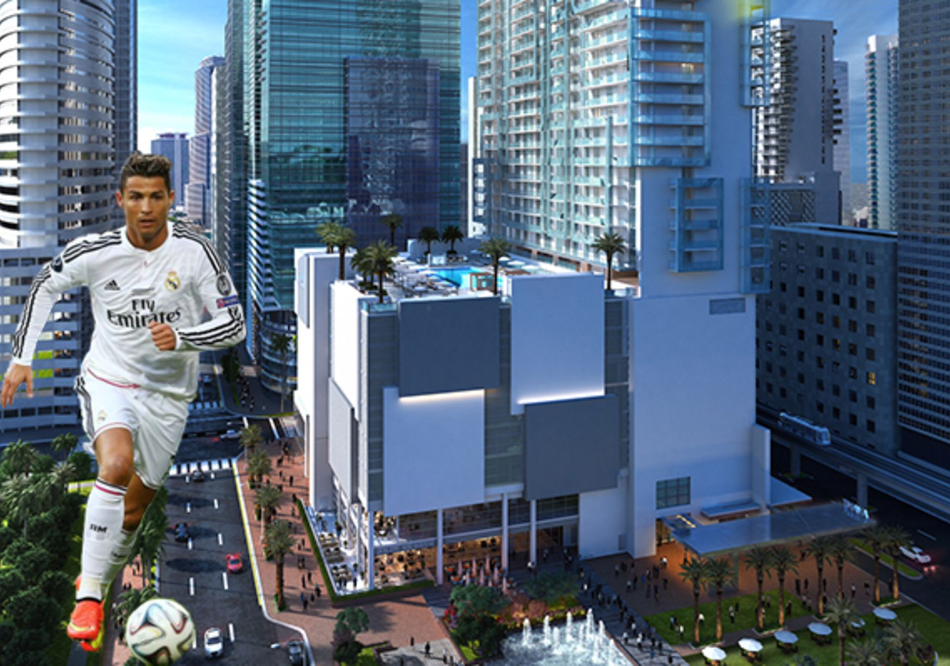 First Real Madrid Café in US to open at Met Square in downtown Miami