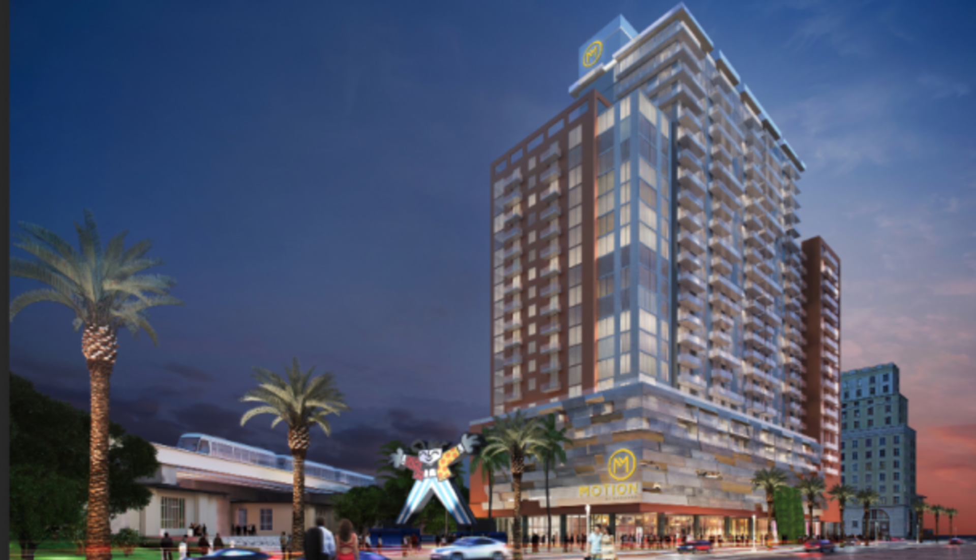 LUXURY APARTMENTS NEAR DADELAND NORTH GET $50 MILLION CONSTRUCTION LOAN