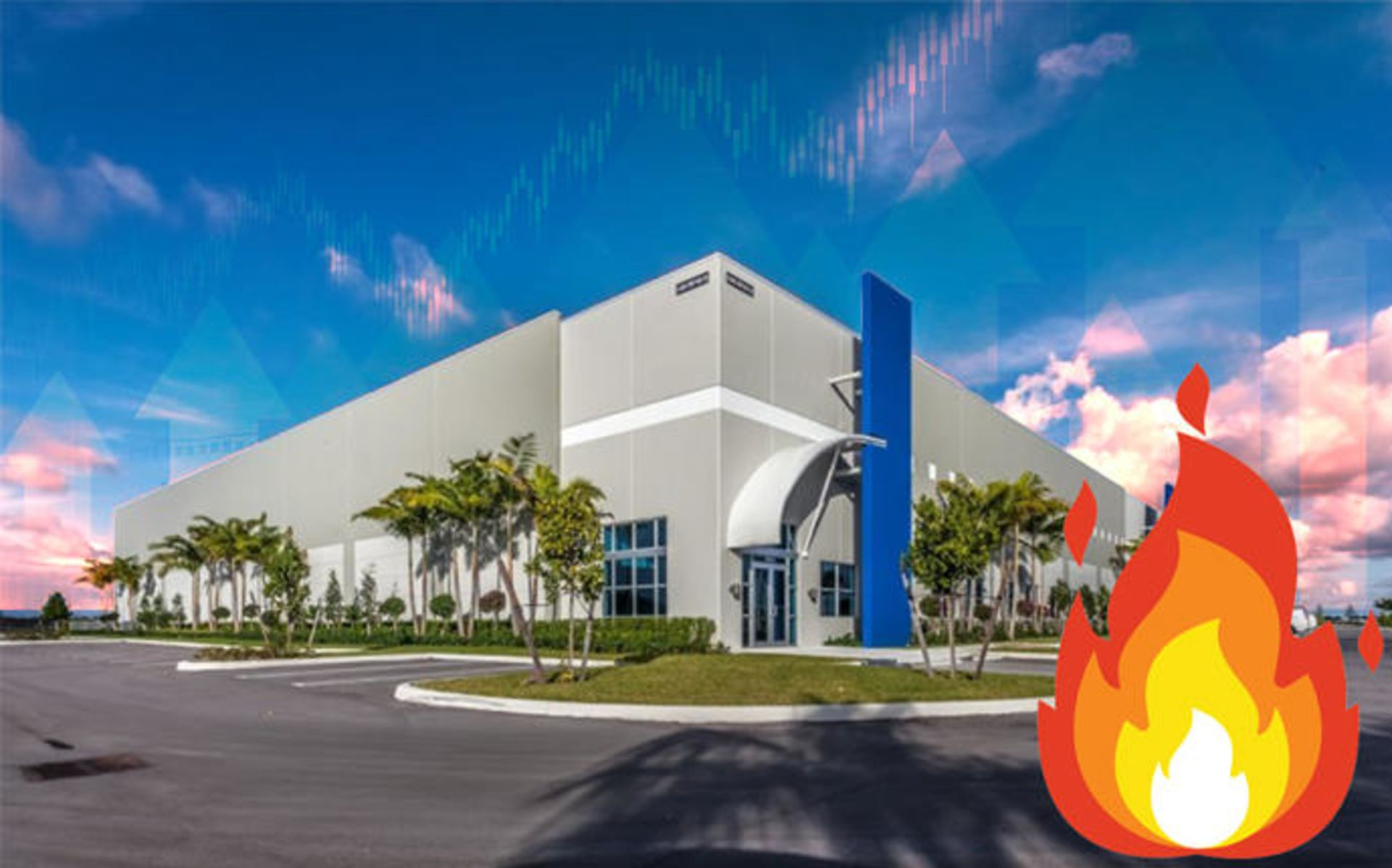 South Florida's industrial sales jump to over $1B in Q3 2019