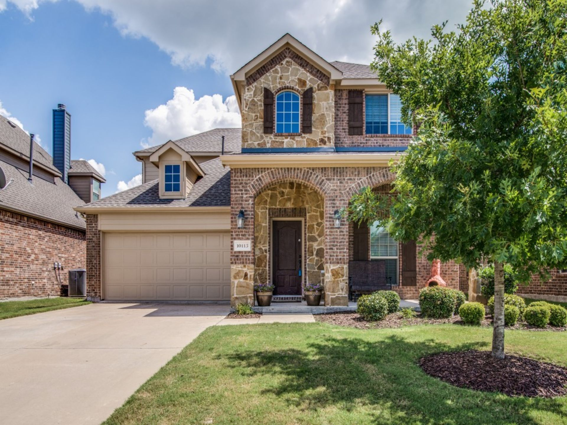 New Listing in Sought After Reserve at Westridge Frisco ISD