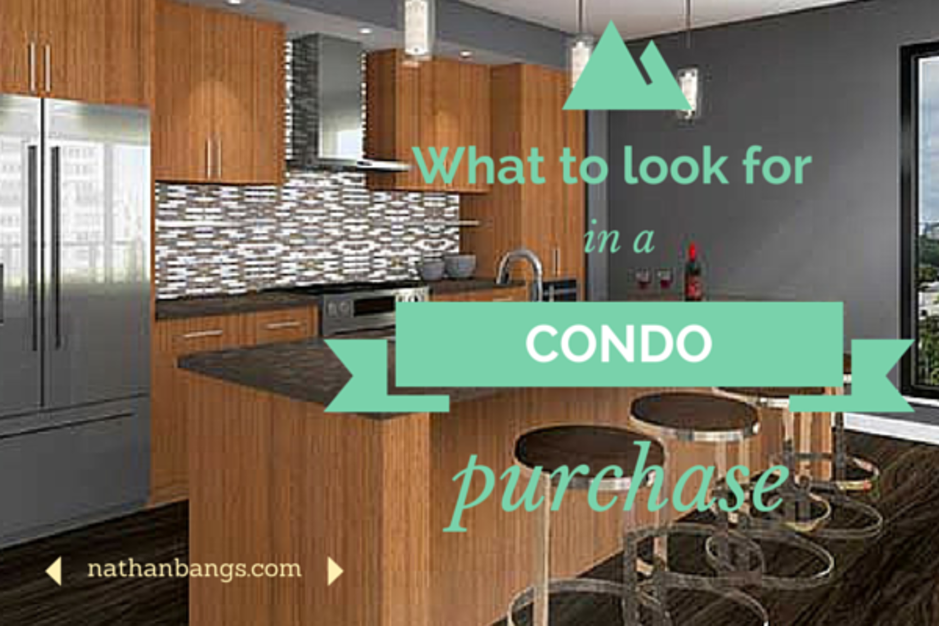 What To Look For In A Condominium, Or Condo Purchase