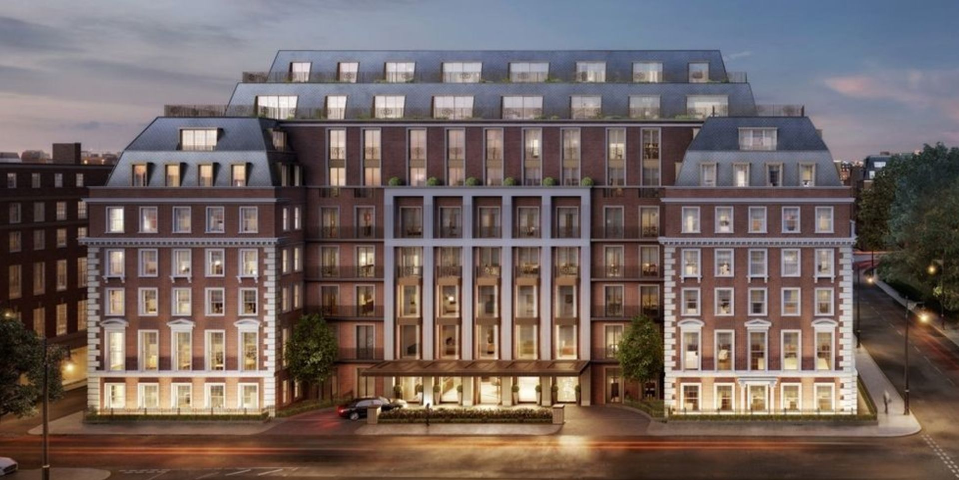 FOUR SEASONS APARTMENTS ARE OFFICIALLY COMING TO LONDON