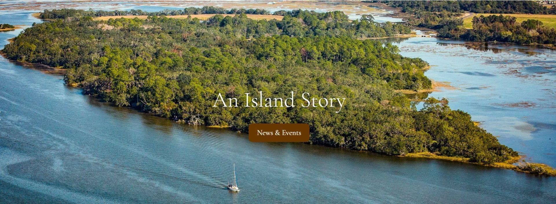 Crane Island luxury island living
