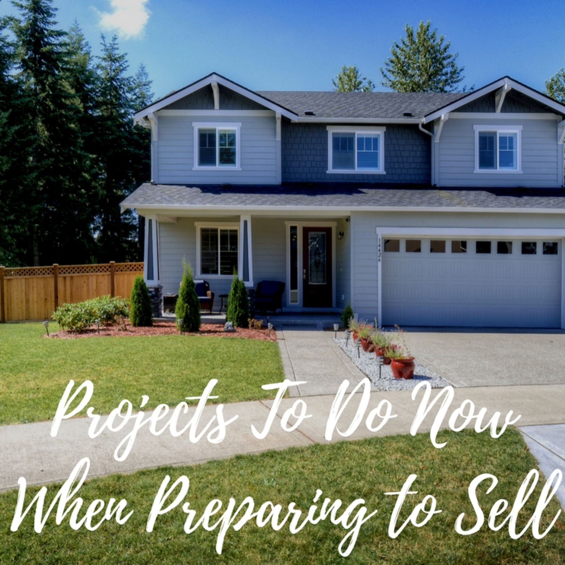 5 Projects to Help Get Your Home Sold!