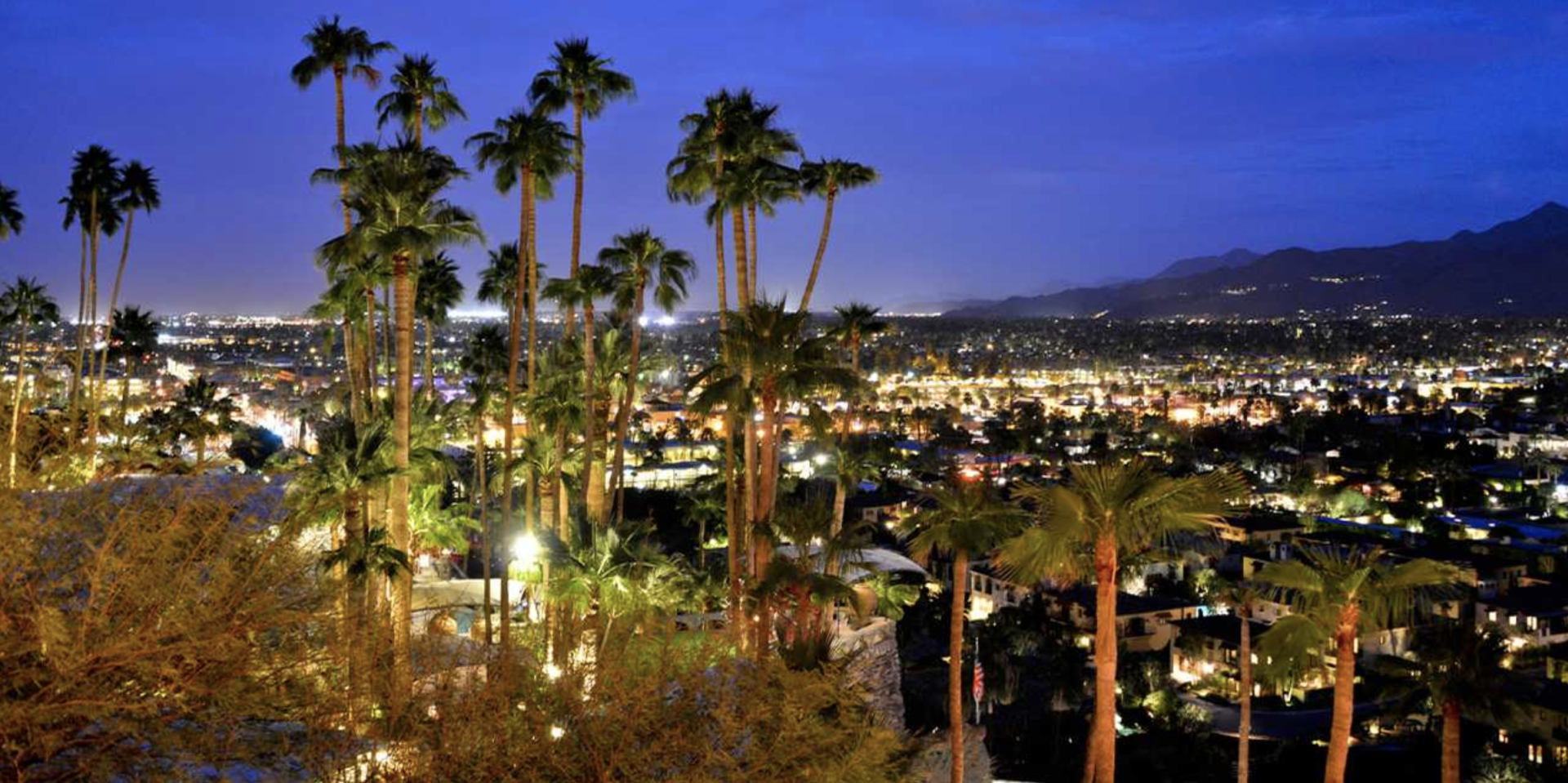 Relocating to Palm Springs