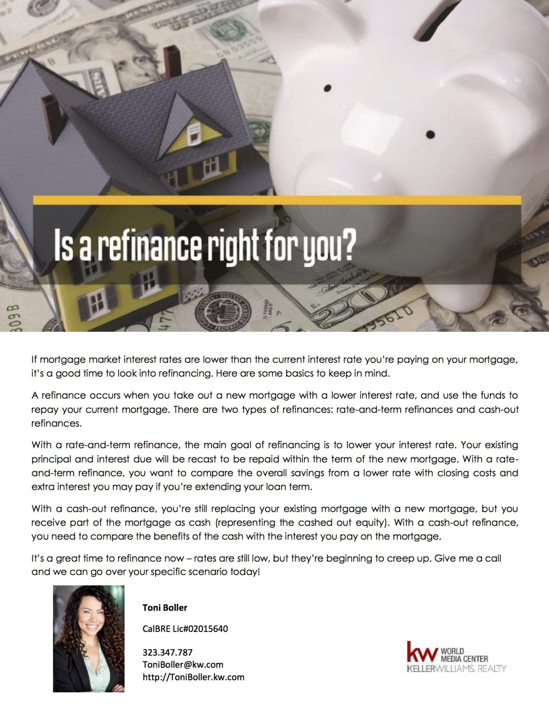 Is Refinancing Right for You?