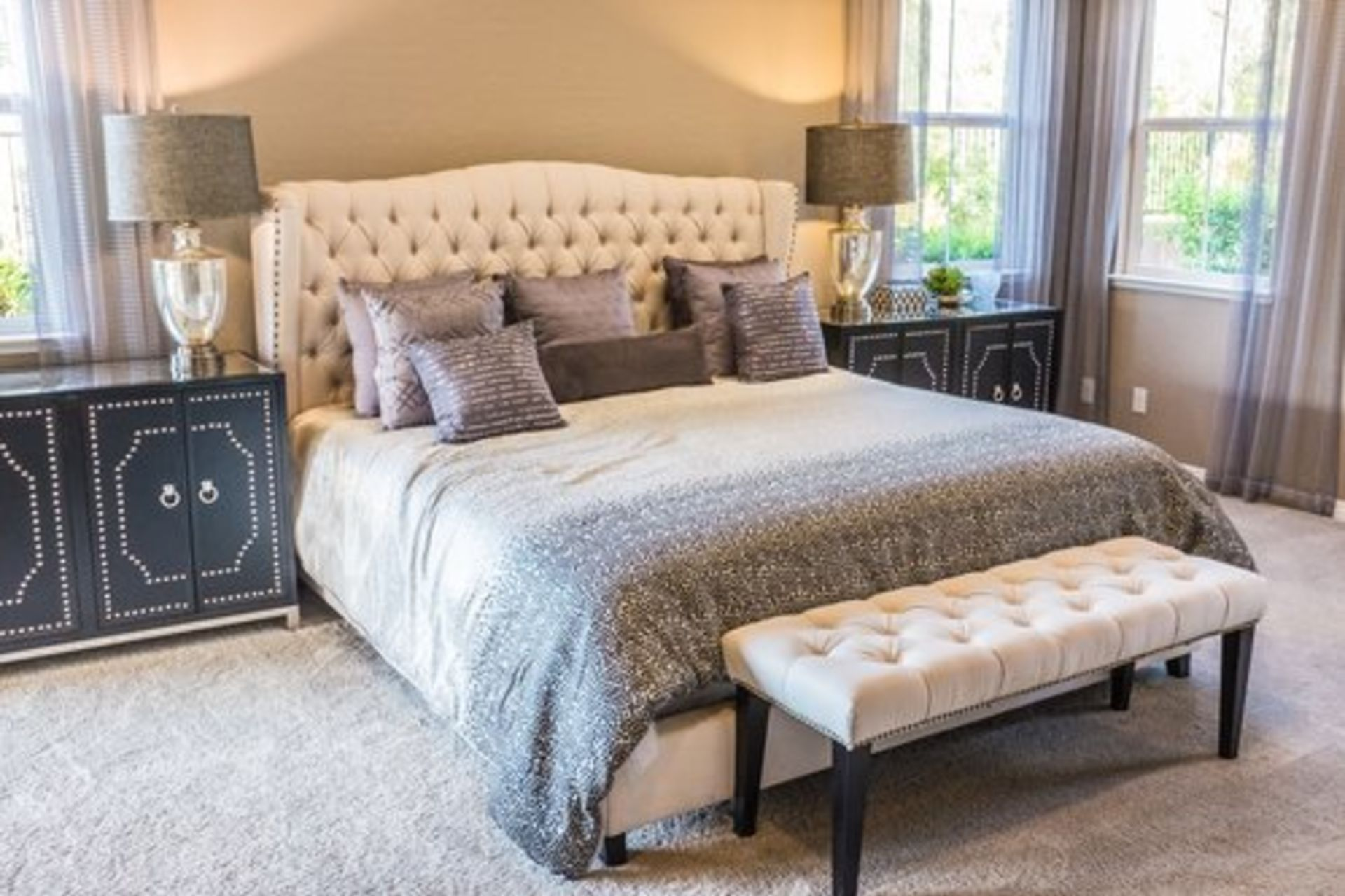 Add Charm to Your Bedroom