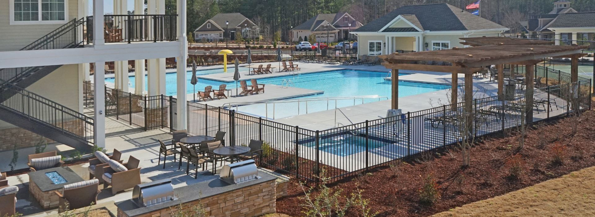 Featured Neighborhood – Regency at White Oak Creek