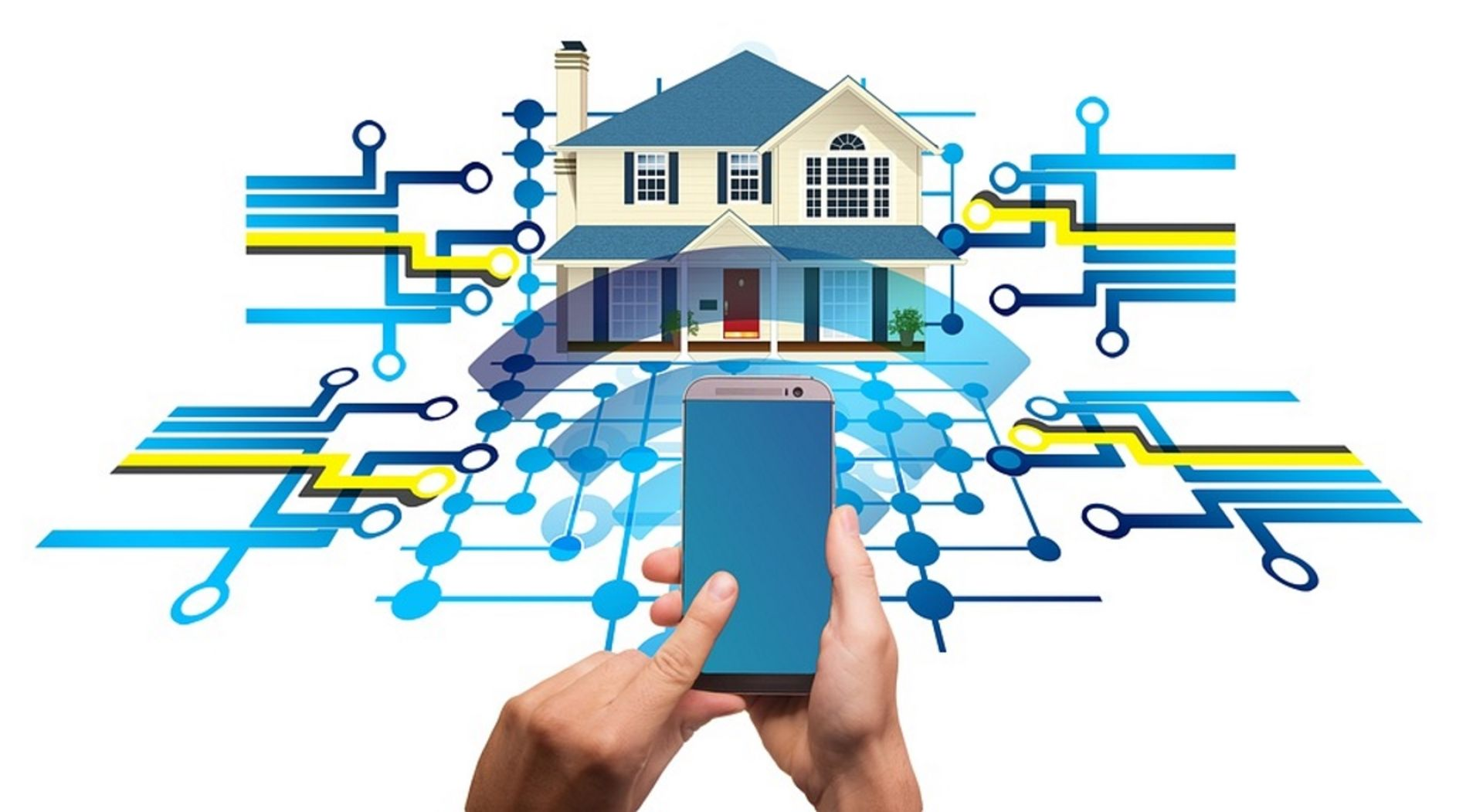 Keep You Connected Home Safe