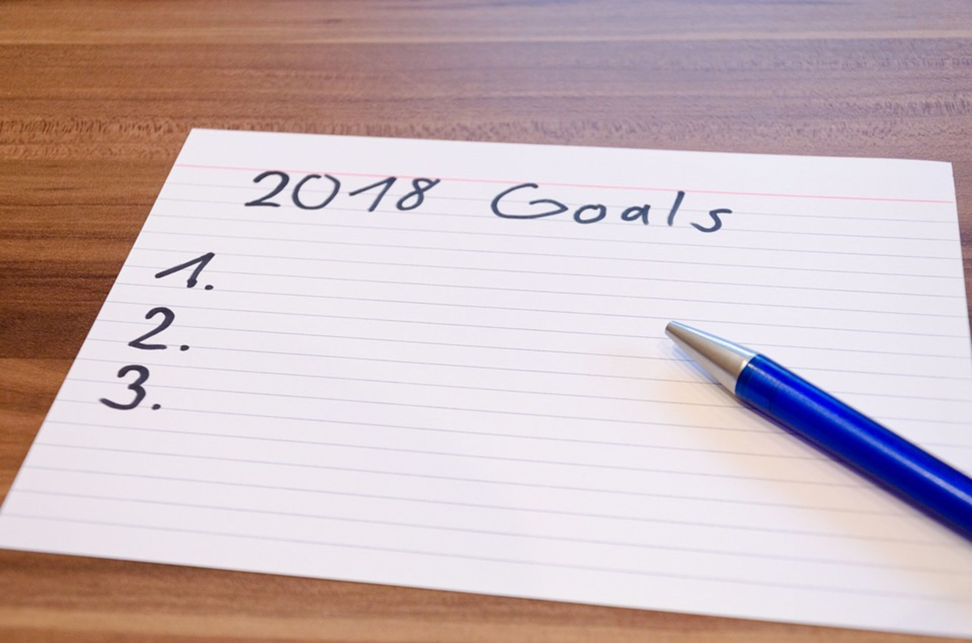Top New Years Resolutions for Buyers and Sellers!