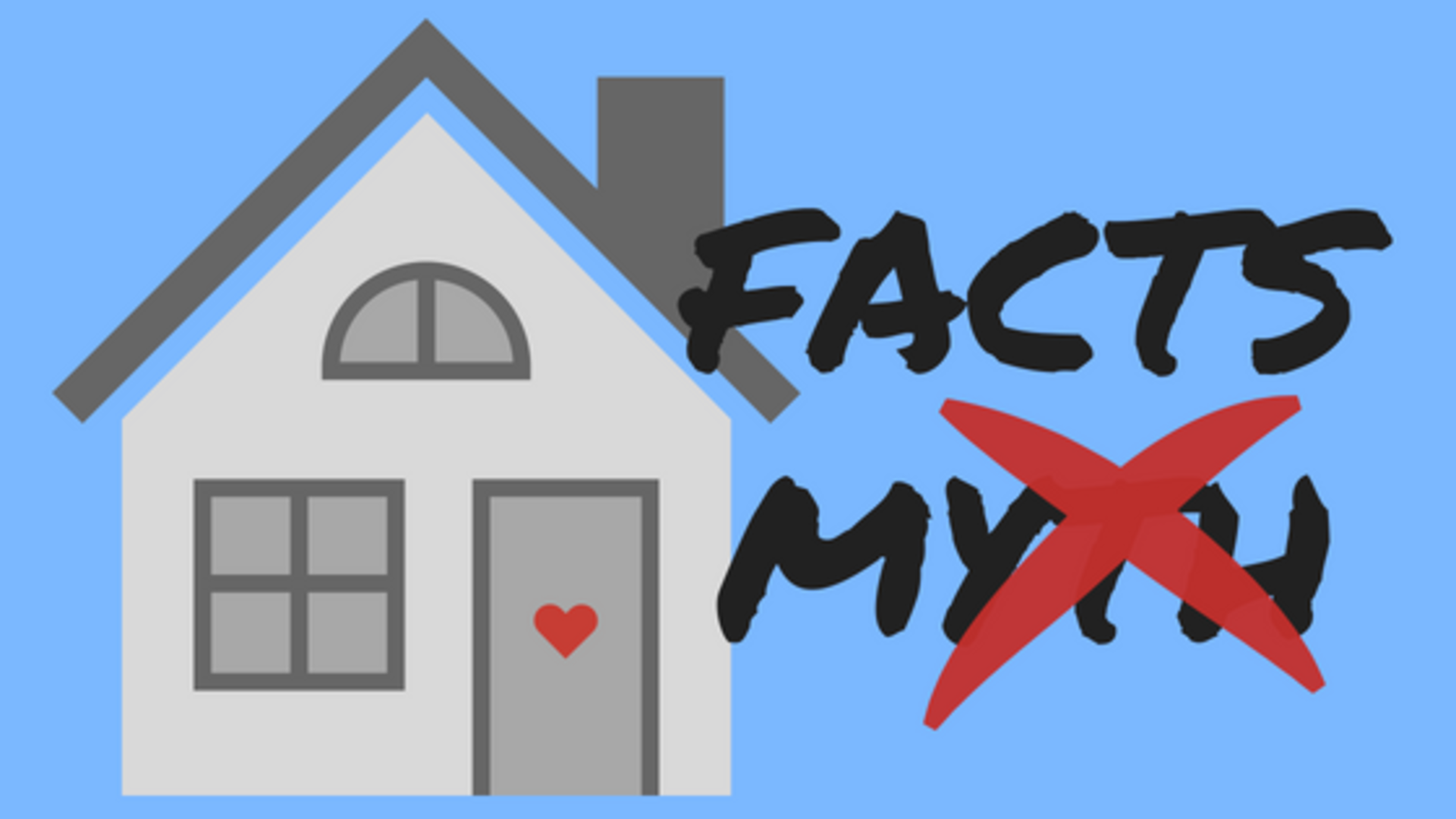 The Truth about these Top 5 Home Buying Myths!