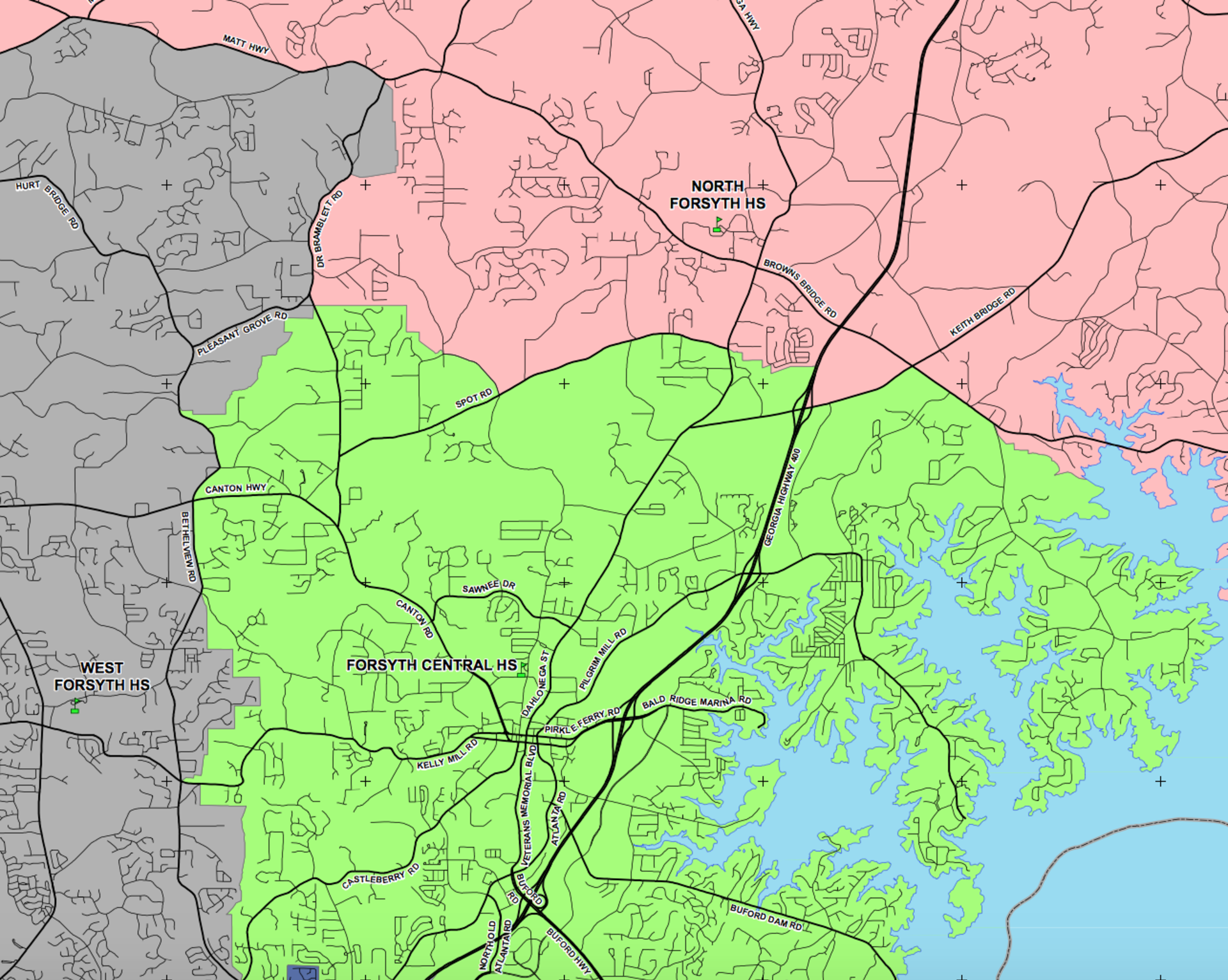 Forsyth County Redistricting Information – What You Need To Know