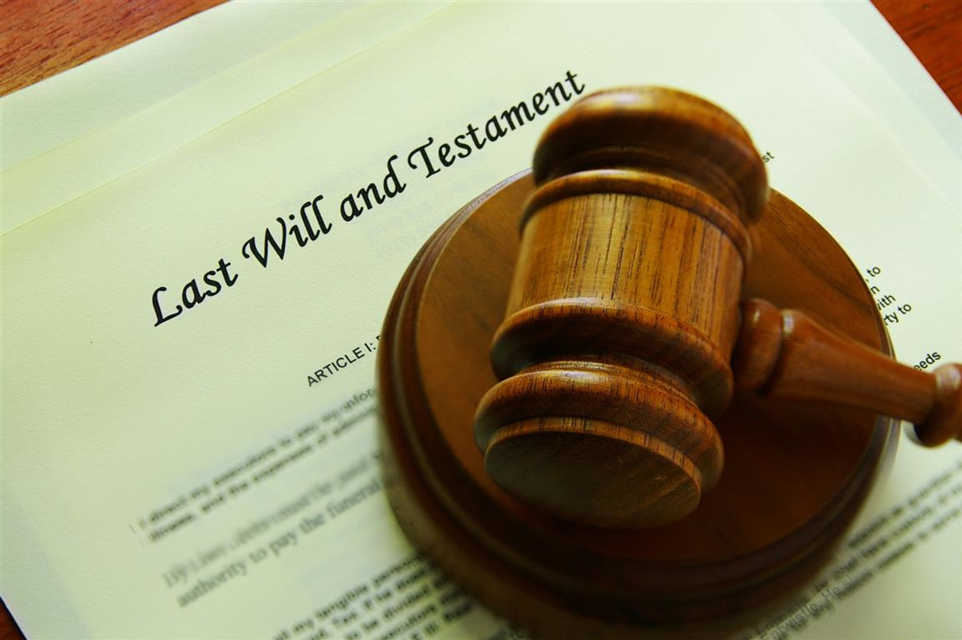 Fundamentals of Probate, Trusts, and Estate Planning