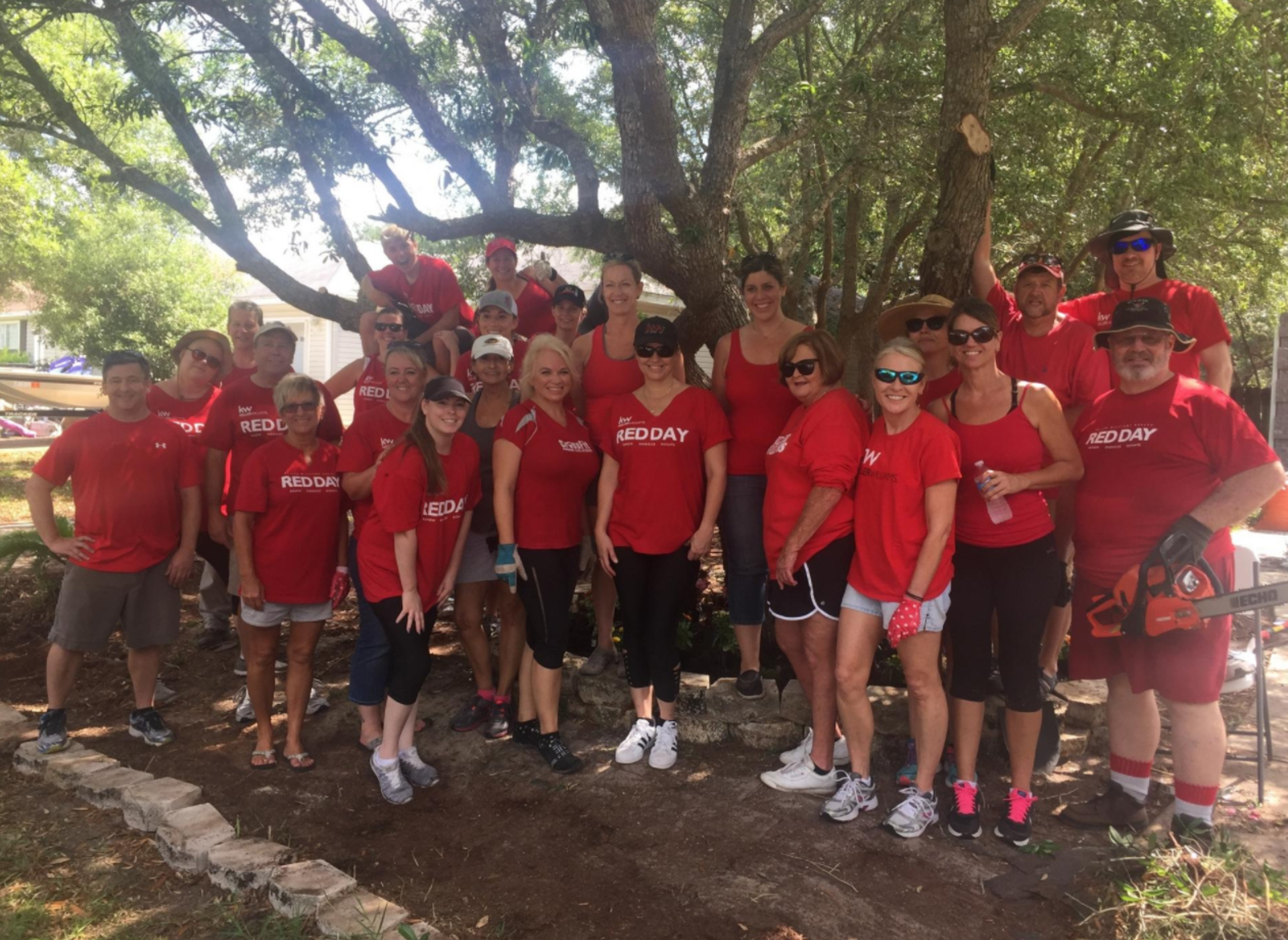 Keller Williams Realty Emerald Coast gives back to the community