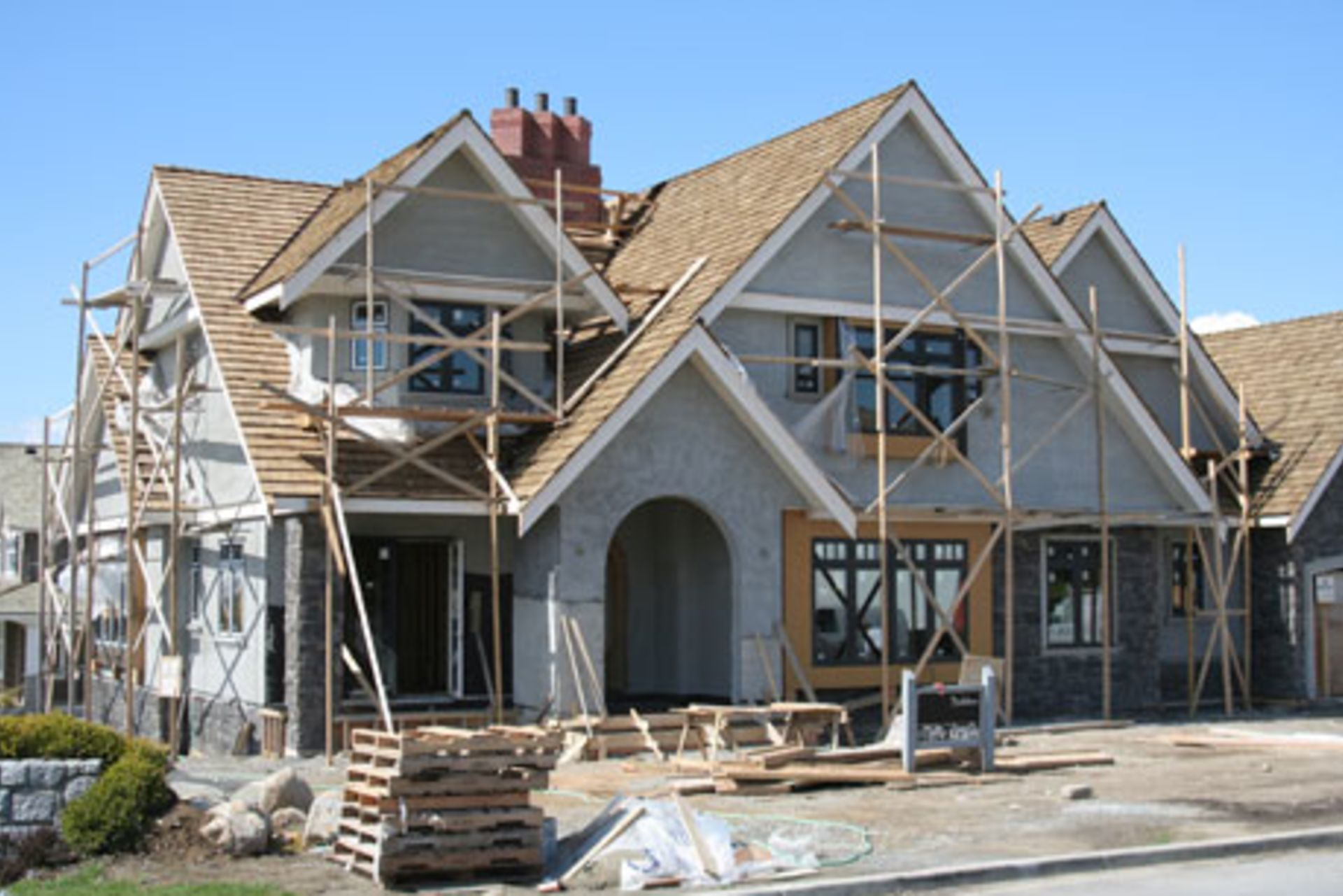 New construction in a Low Inventory Market