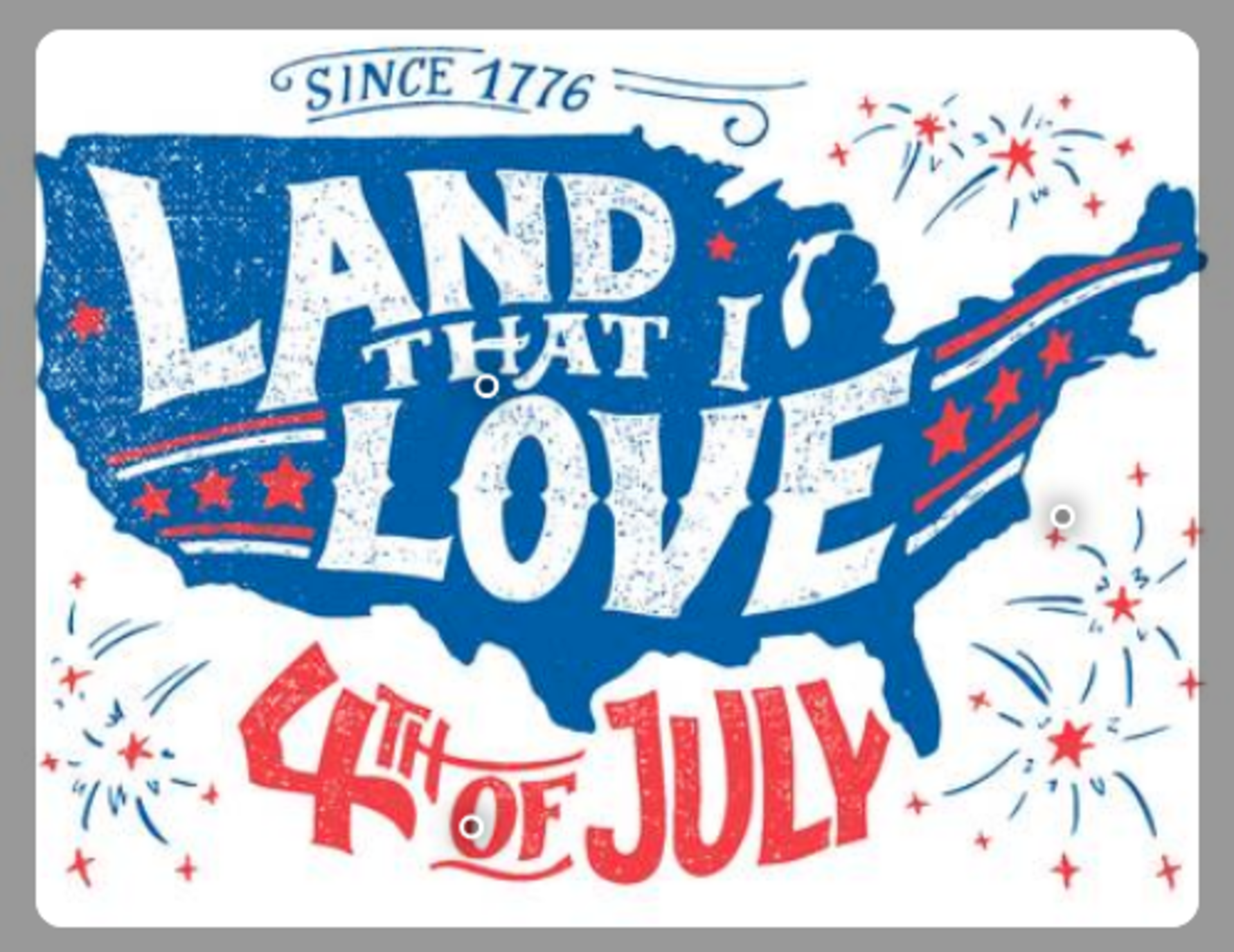 Celebrate like its 1776 this Independence Day!