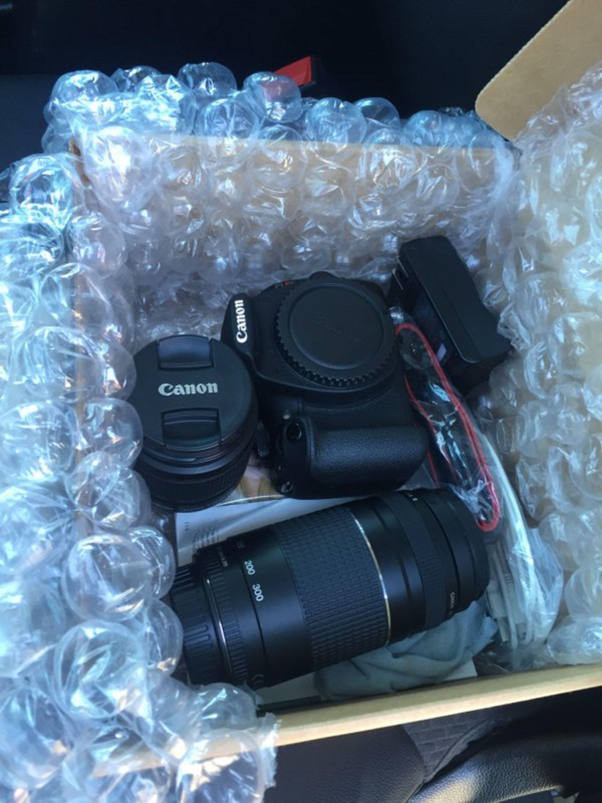 How My Camera Makes You More Money