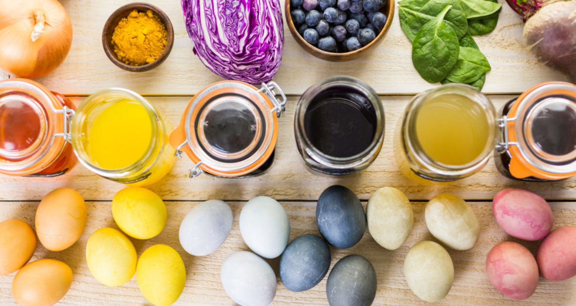 Natural Easter Egg Dye…have you tried it?