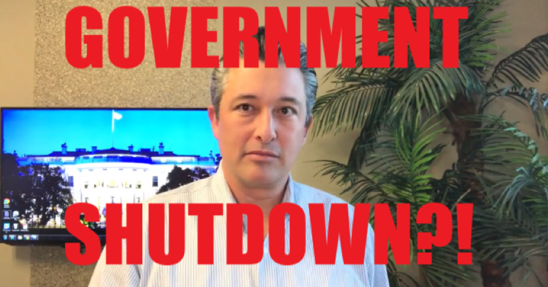 Real Estate Minute: Government Shutdown, What Does It Mean?