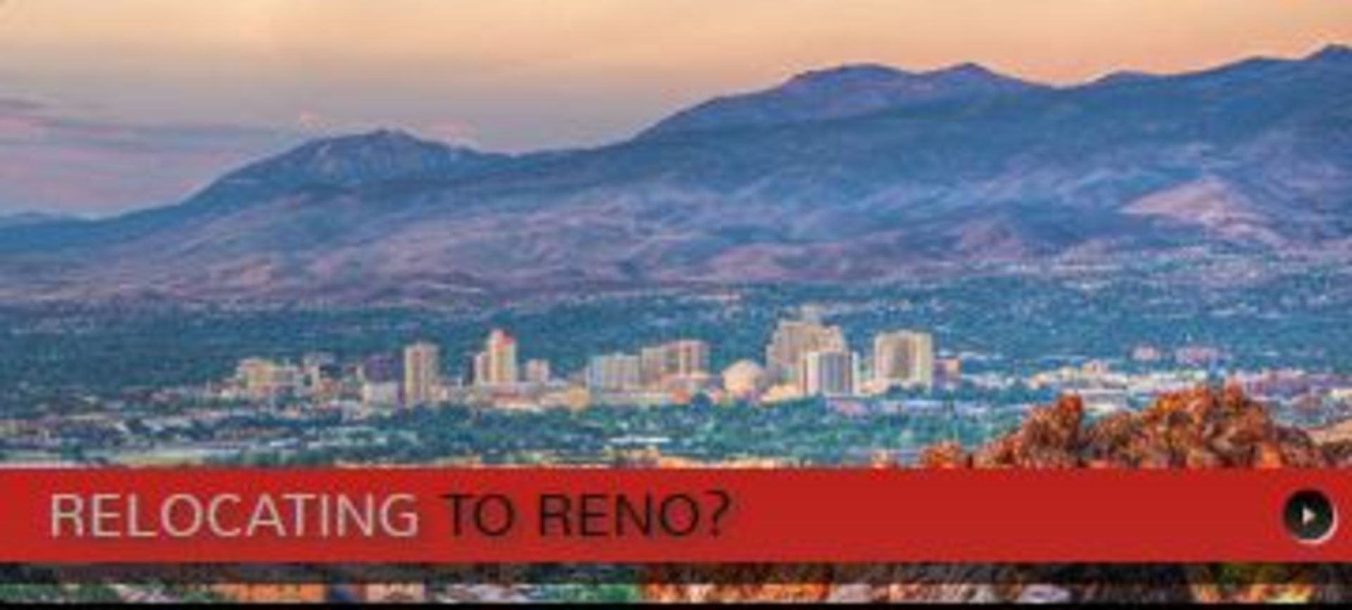 Why People are Relocating to Reno